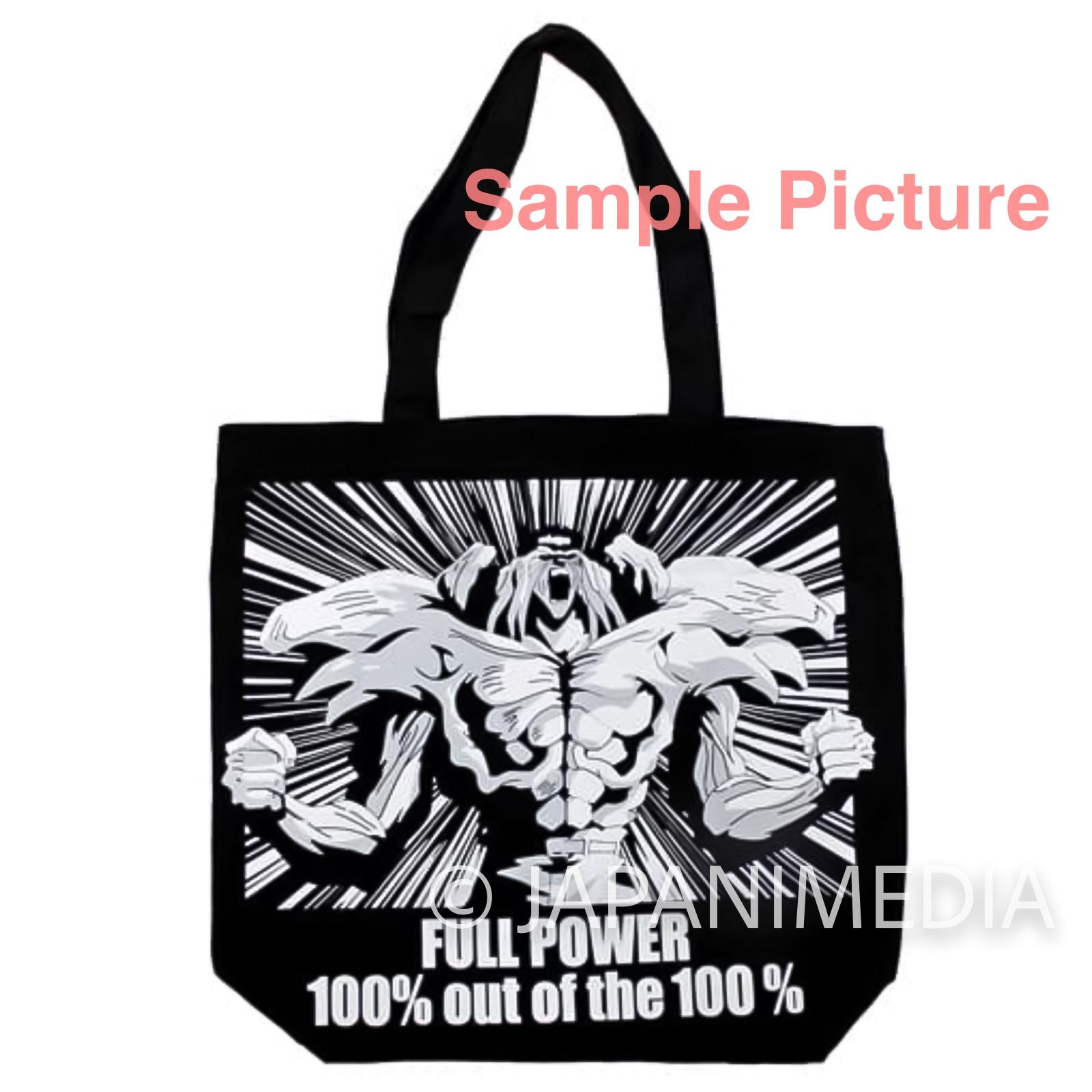 Yu-Yu Hakusho Full Power 100% out of the 100% Toguro Tote Bag