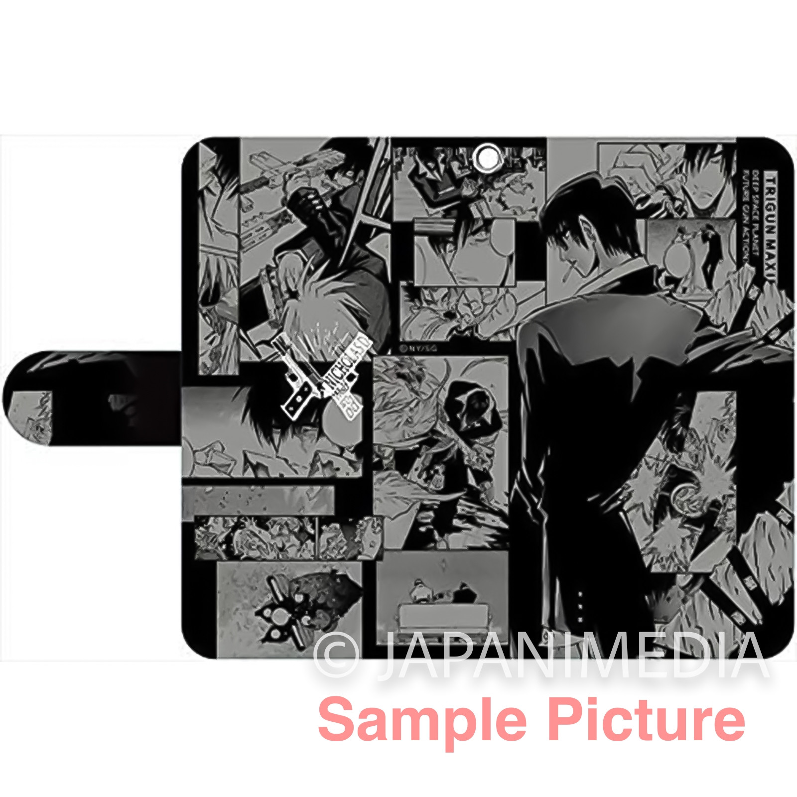 TRIGUN Nicholas D. Wolfwood Smart Phone Case Movic JAPAN ANIME