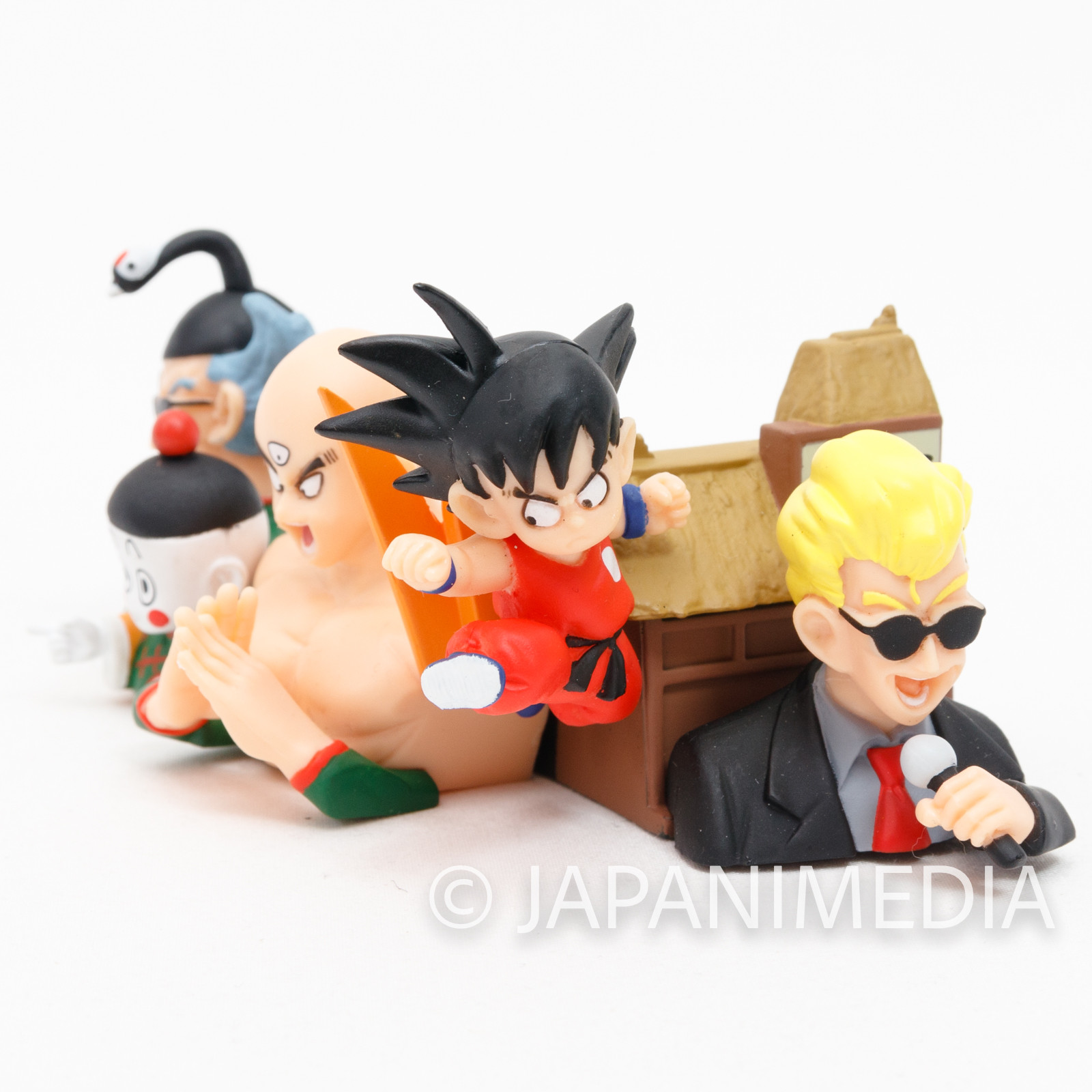 Dragon Ball Z Historical Figure 03 Gokou Tenshinhan Chaoz JAPAN ANIME 2