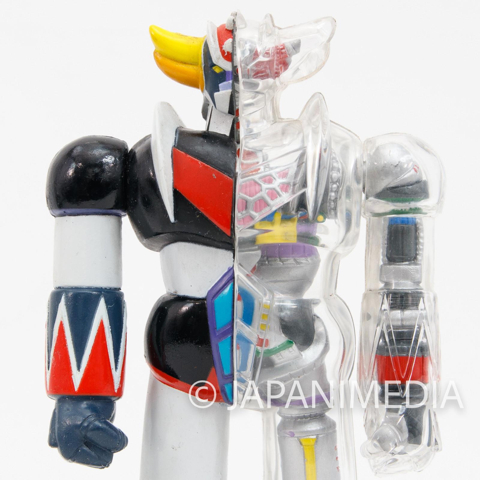 Grendizer Mechanic Skeleton Figure Banpresto JAPAN ANIME MANGA NAGAI GO