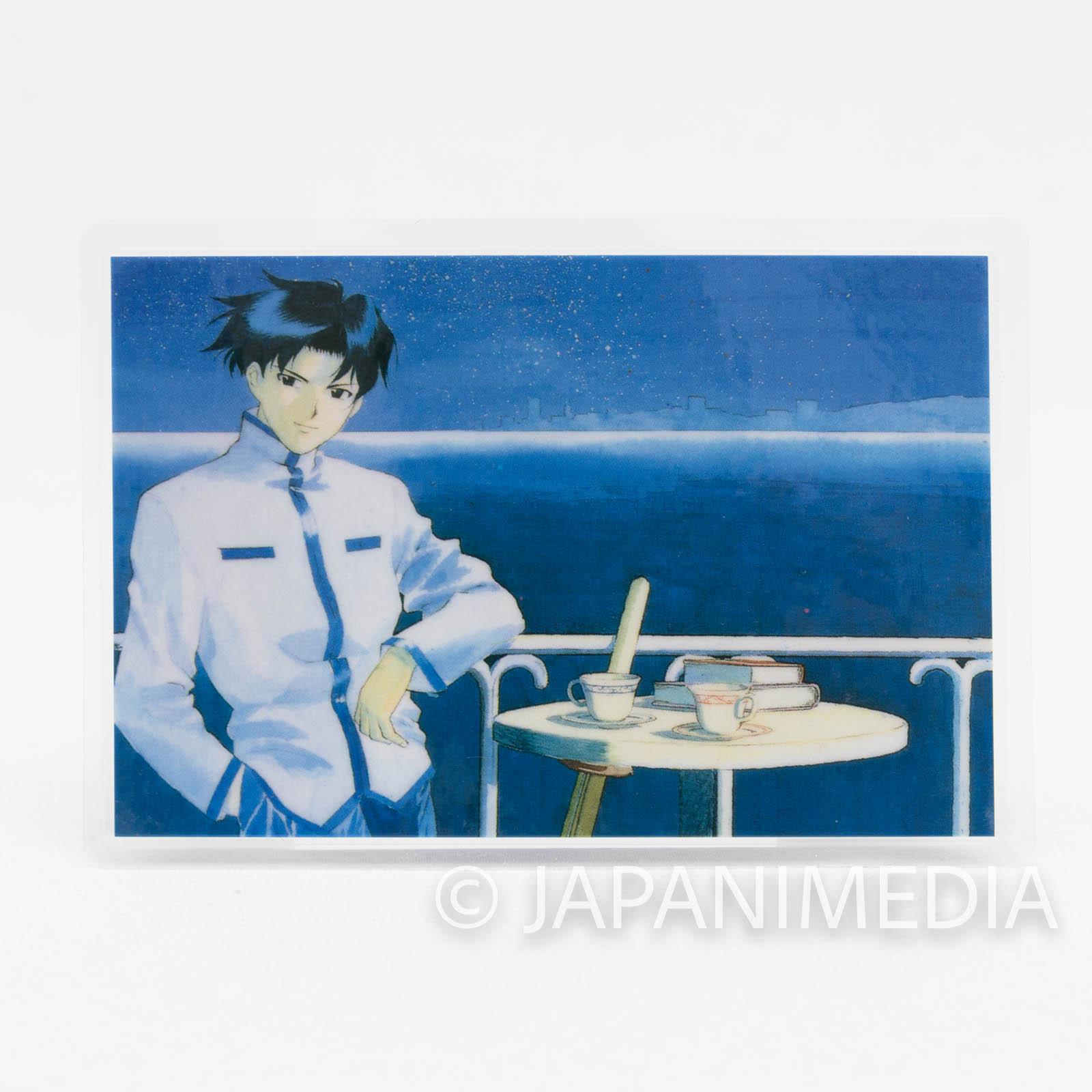 Brave Command Dagwon Kai Hirose Laminated Card JAPAN ANIME