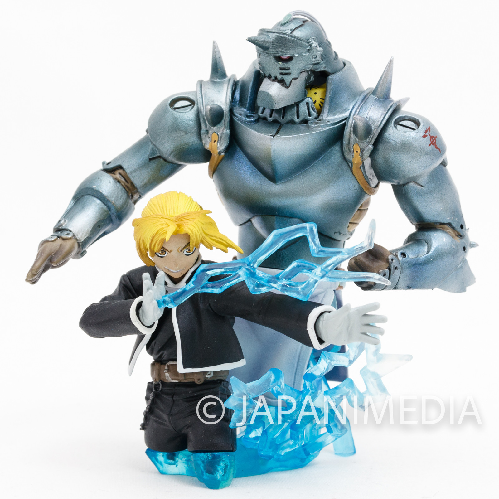 Fullmetal Alchemist Mini Diorama Figure Edward Elric and Alphonse