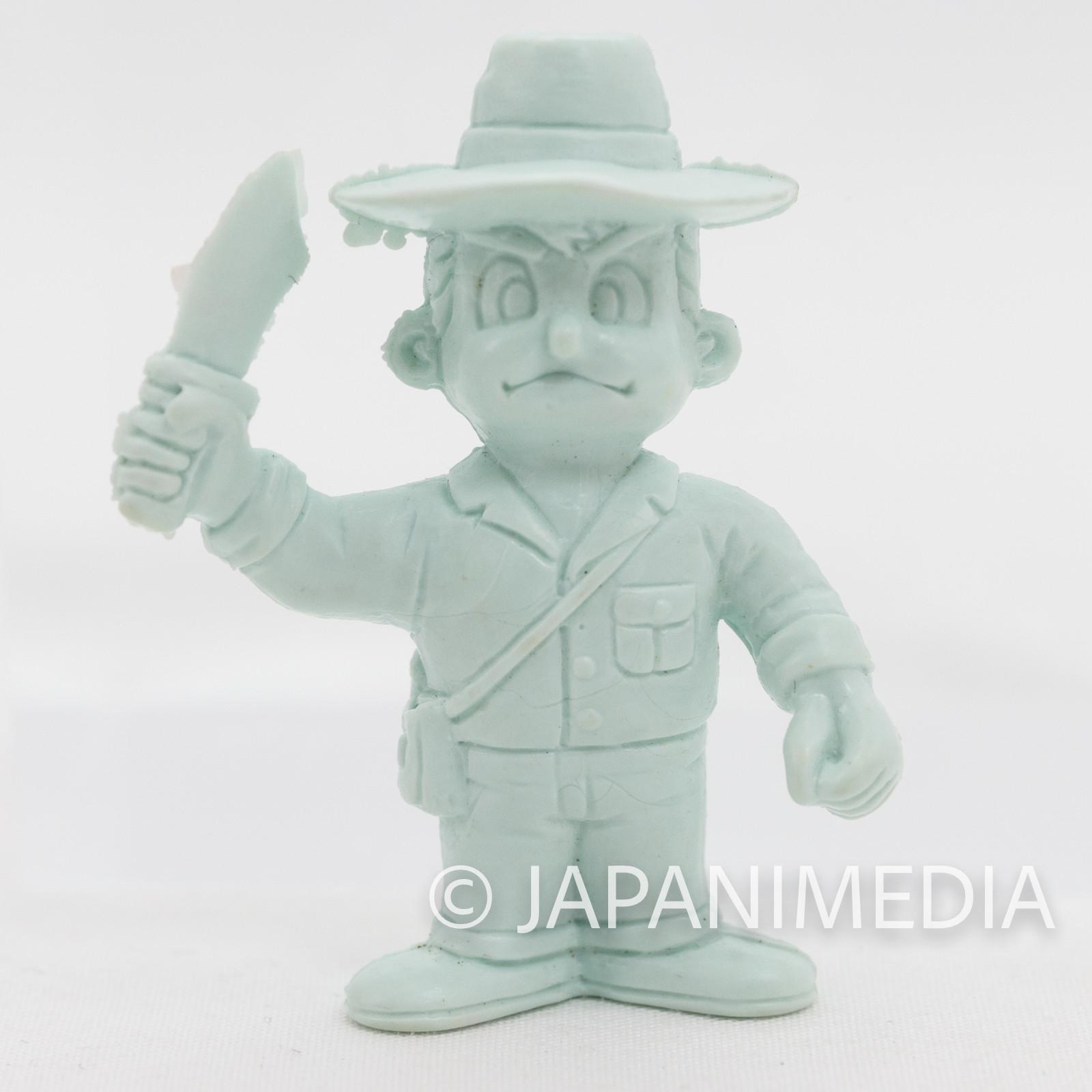 Challenger Rubber Unpainted Figure NES Hudson Soft