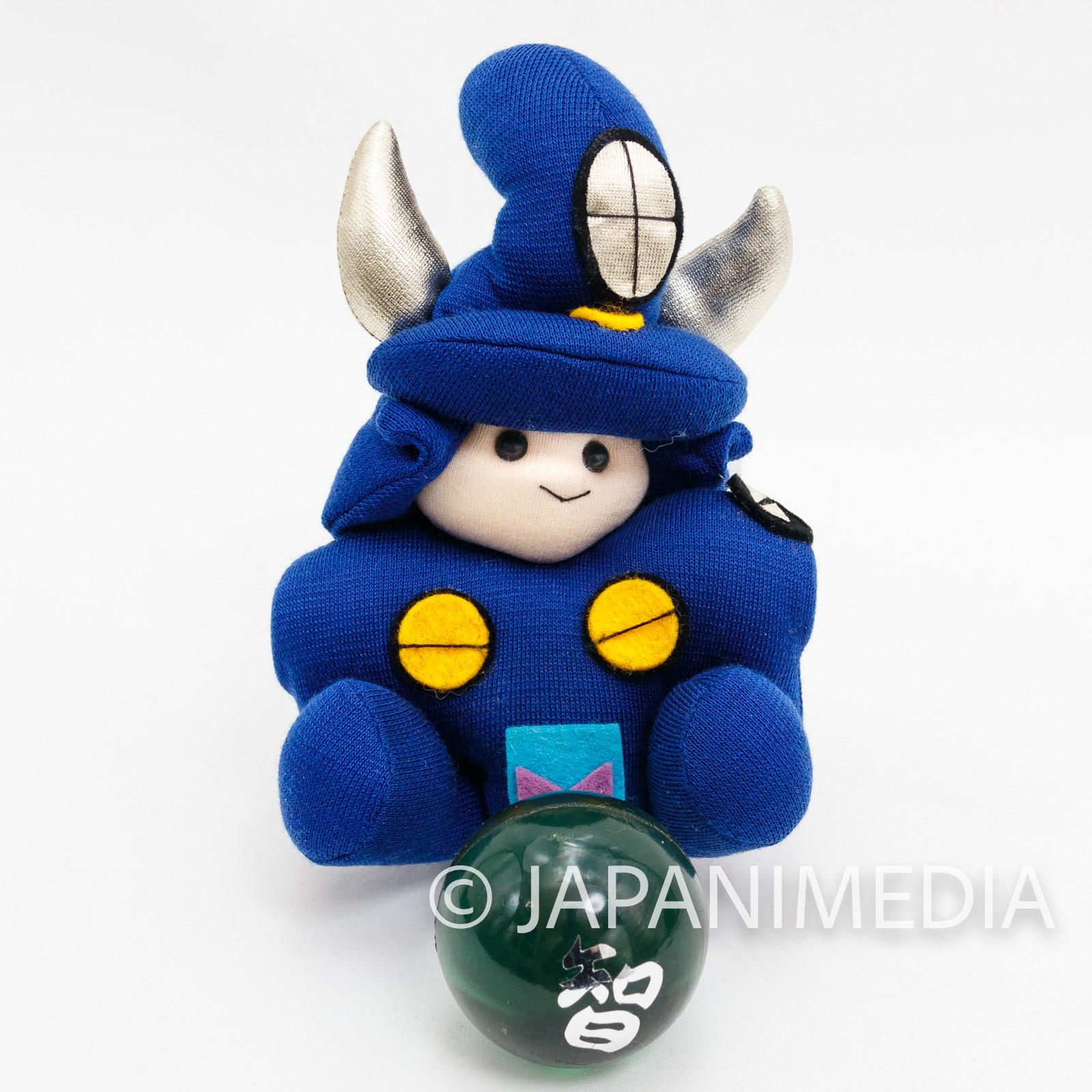 RARE!! Ronin Warriors Samurai Troopers Rowen of the Strata Plush Doll