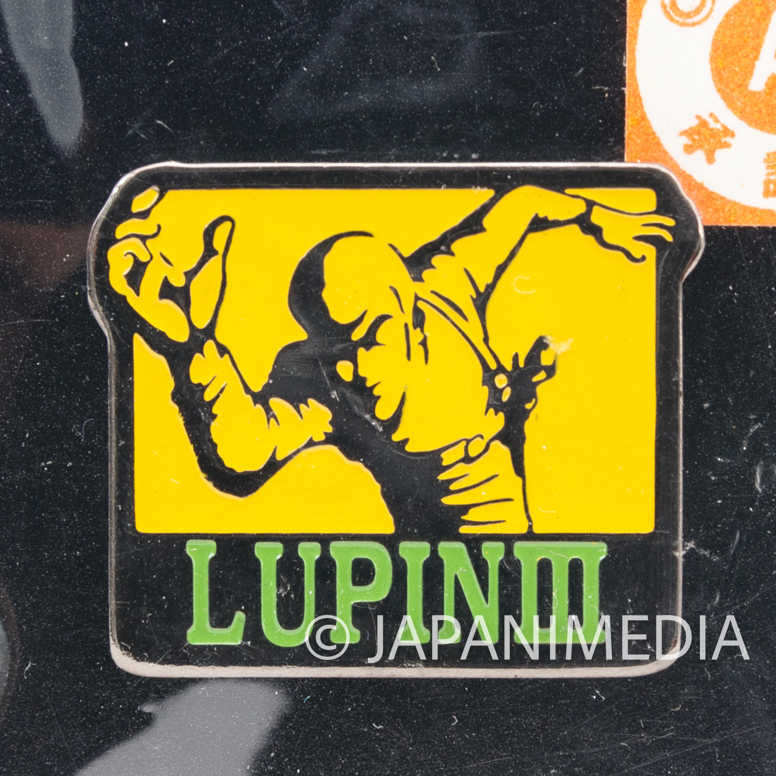Lupin the Third (3rd) LUPIN Metal Pins JAPAN ANIME 2