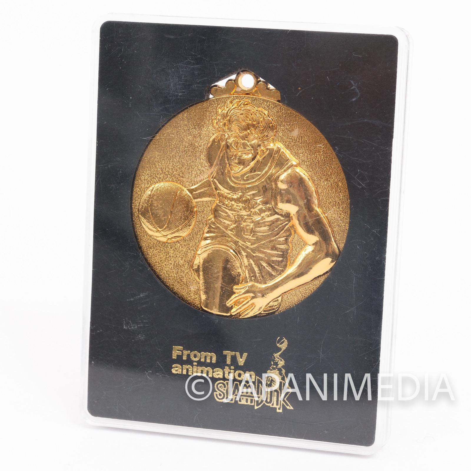 Slam Dunk Hanamichi Sakuragi Memorial Medal JAPAN ANIME
