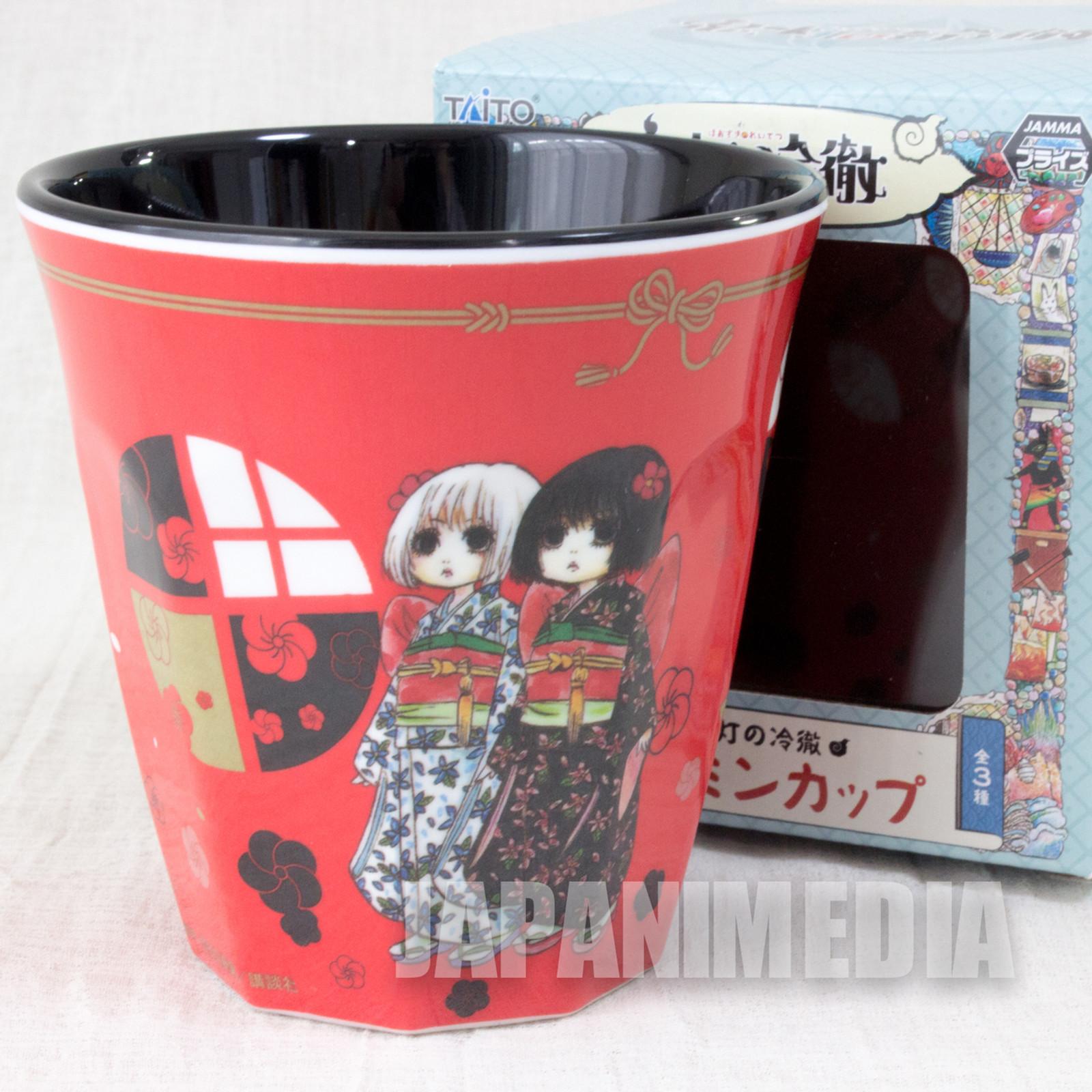 Hozuki no Reitetsu Melamine Art Cup Ichiko & Niko Ver. Taito JAPAN ANIME