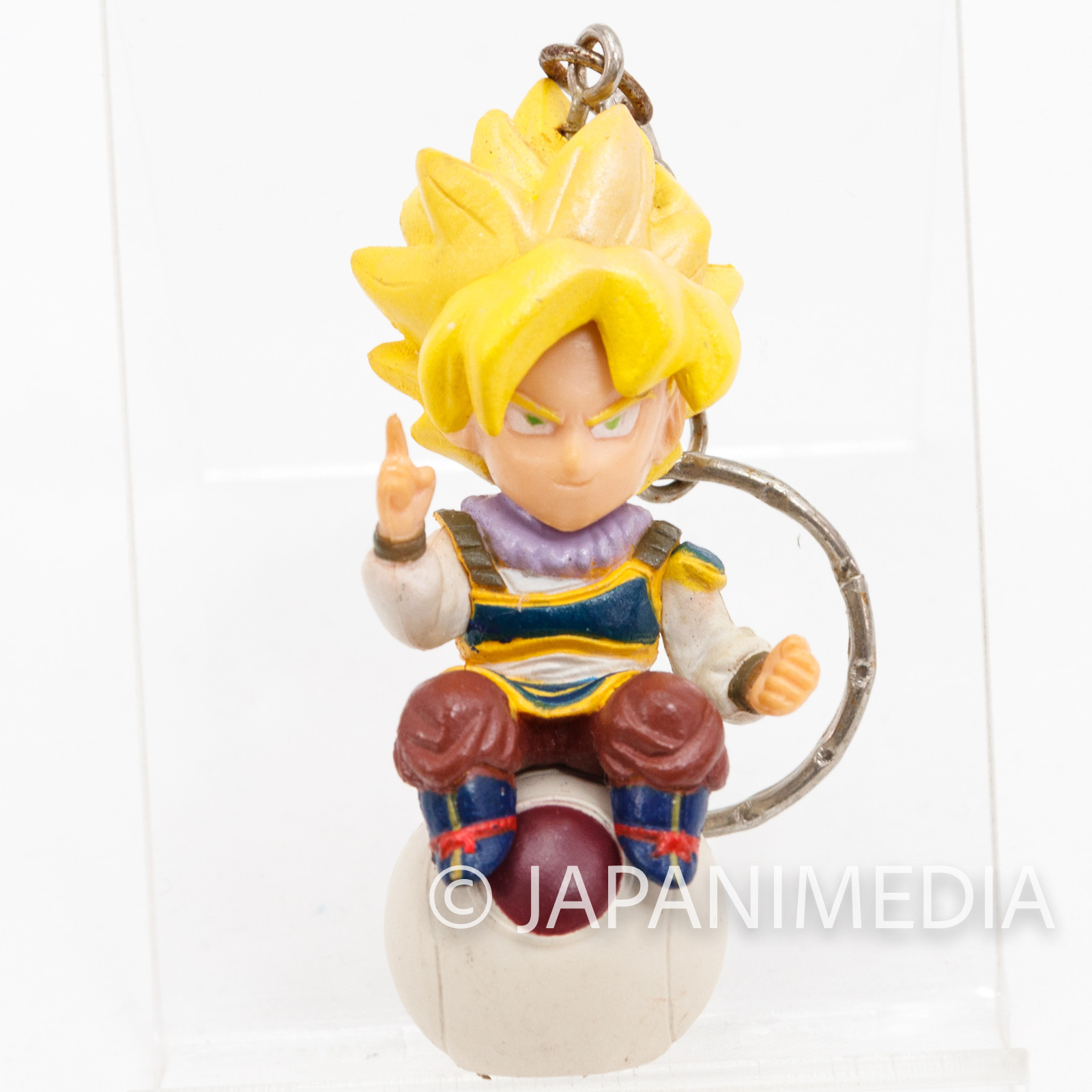 Dragon Ball Z Son Gokou Chara Petit Figure Key Chain JAPAN ANIME MANGA 3
