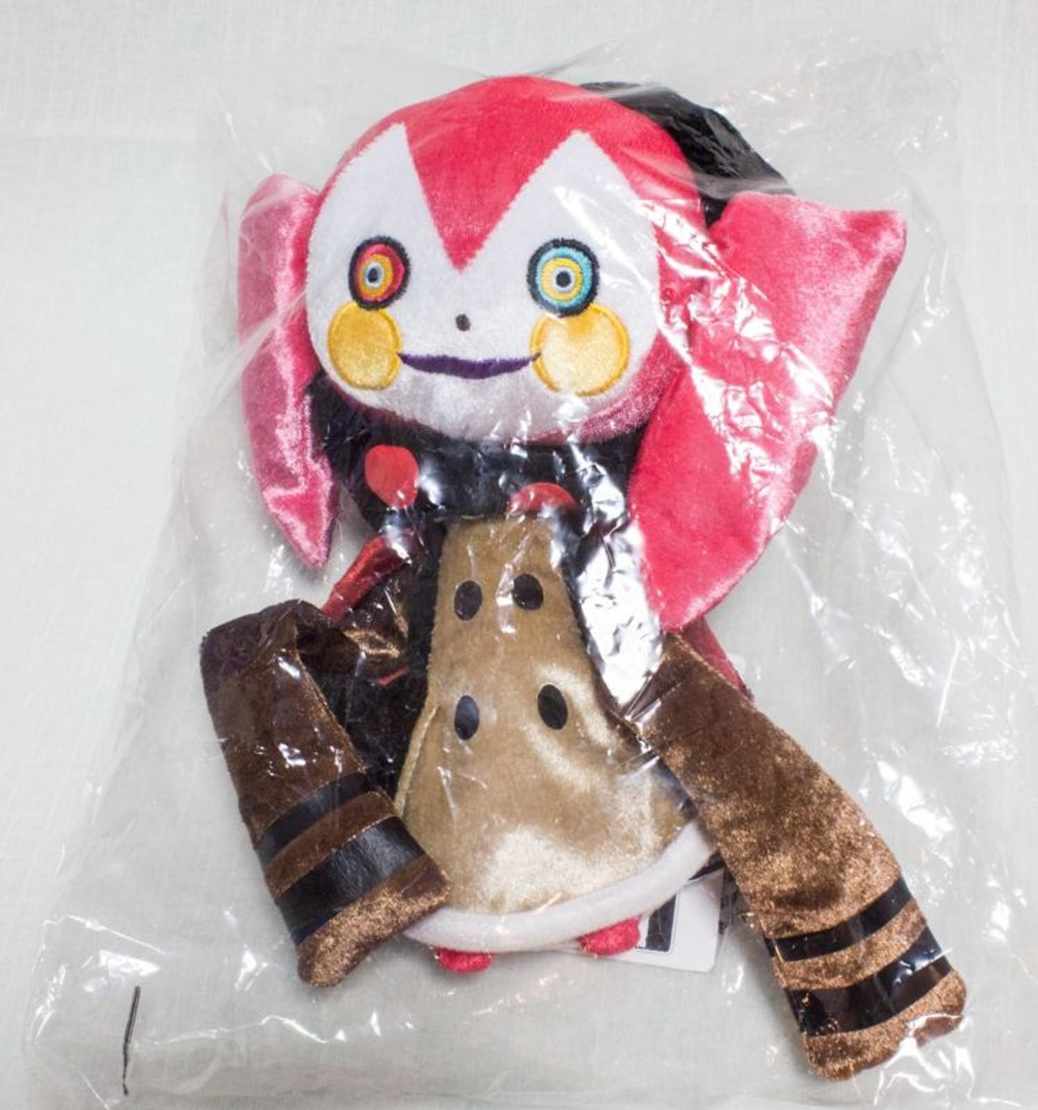 Puella Magi Madoka Magica Sweet Witch Plush Doll Ichiban Kuji JAPAN ANIME MANGA