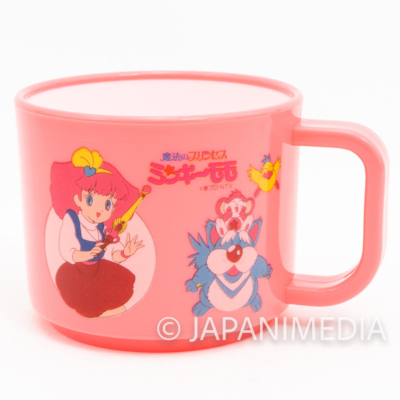 Magical Princess Minky Momo Plastic Mug JAPAN ANIME