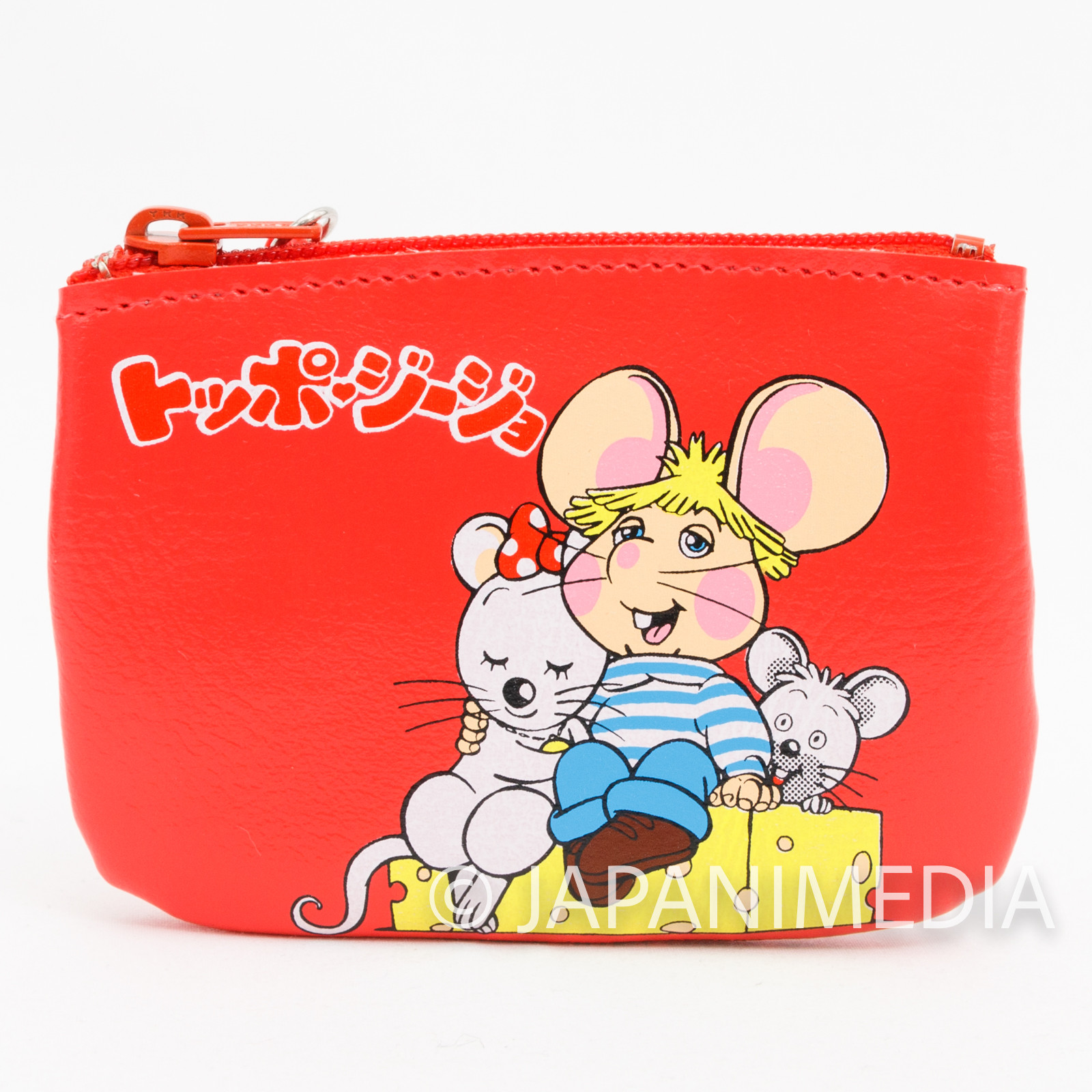 Topo Gigio Purse Coin Case #1 JAPAN ANIME Japanese Animation