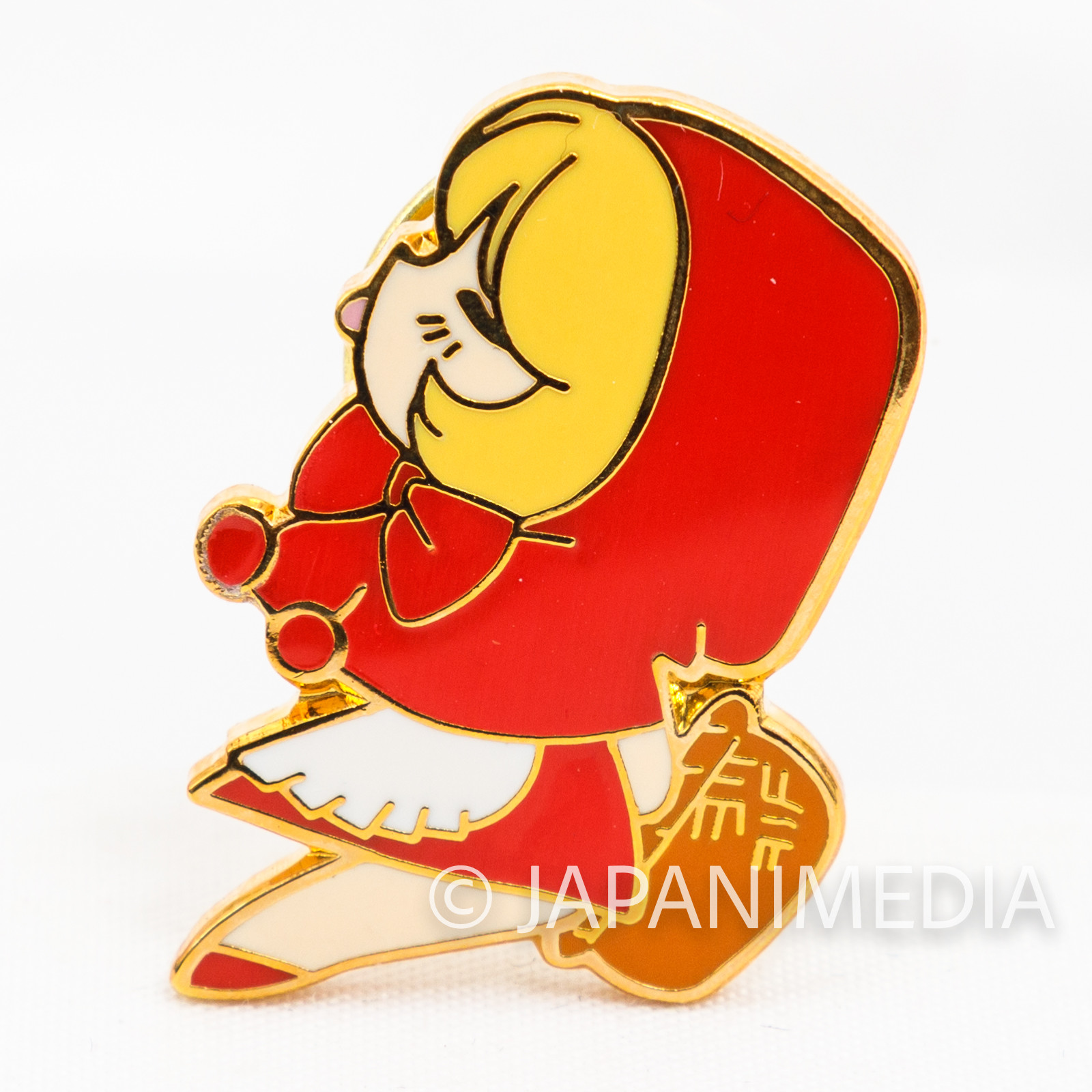 Darkstalkers (Vampire) Bulleta Metal Pins #2 Capcom Character JAPAN