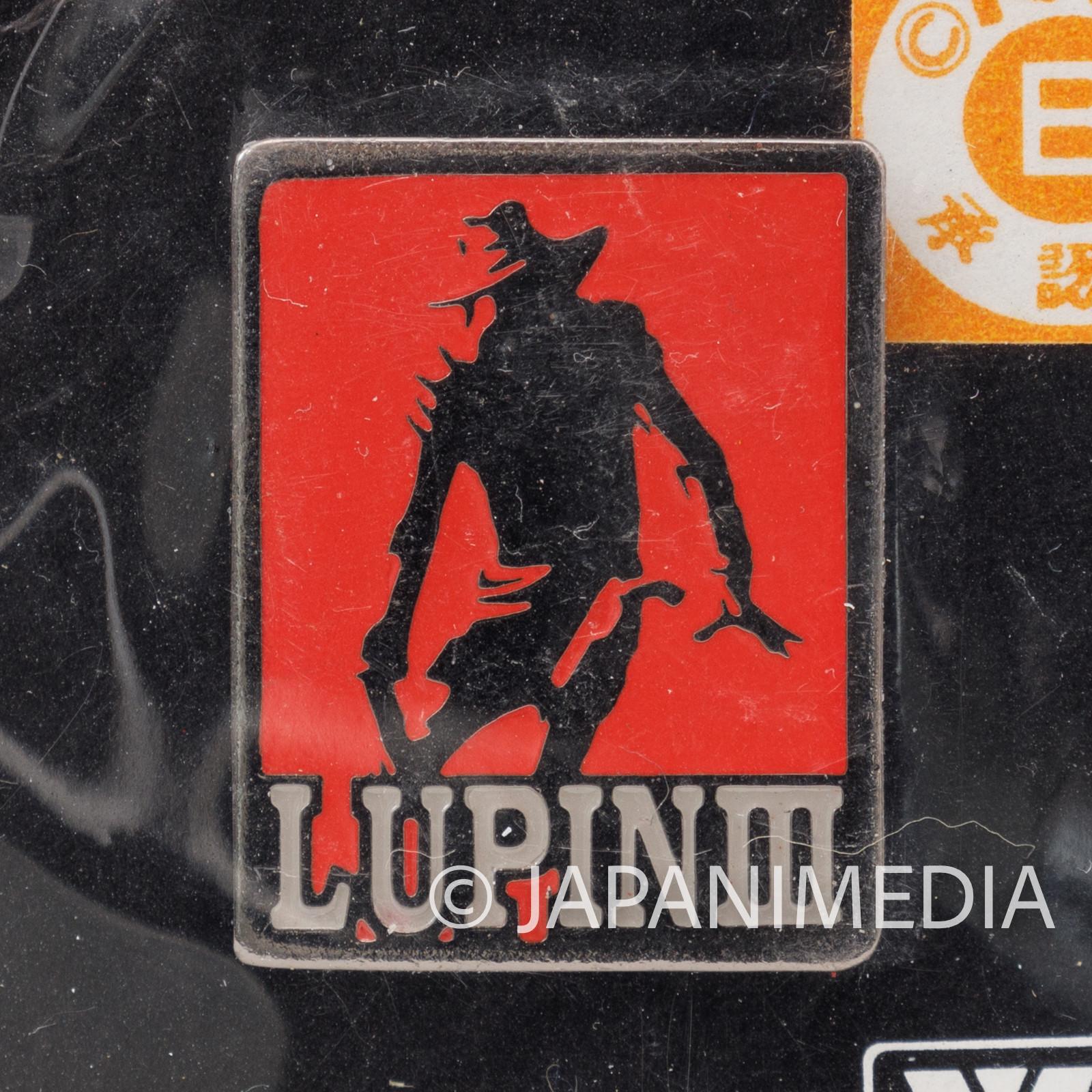 Lupin the Third (3rd) Jigen Daisuke Metal Pins JAPAN ANIME 2