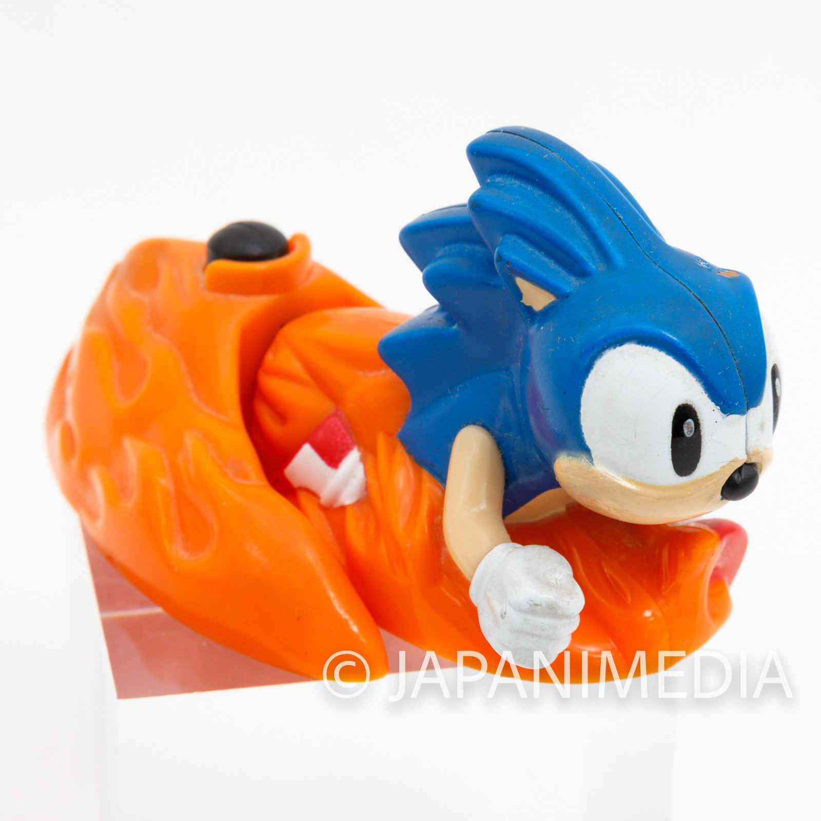 Sonic The Hedgehog Figure Louncher