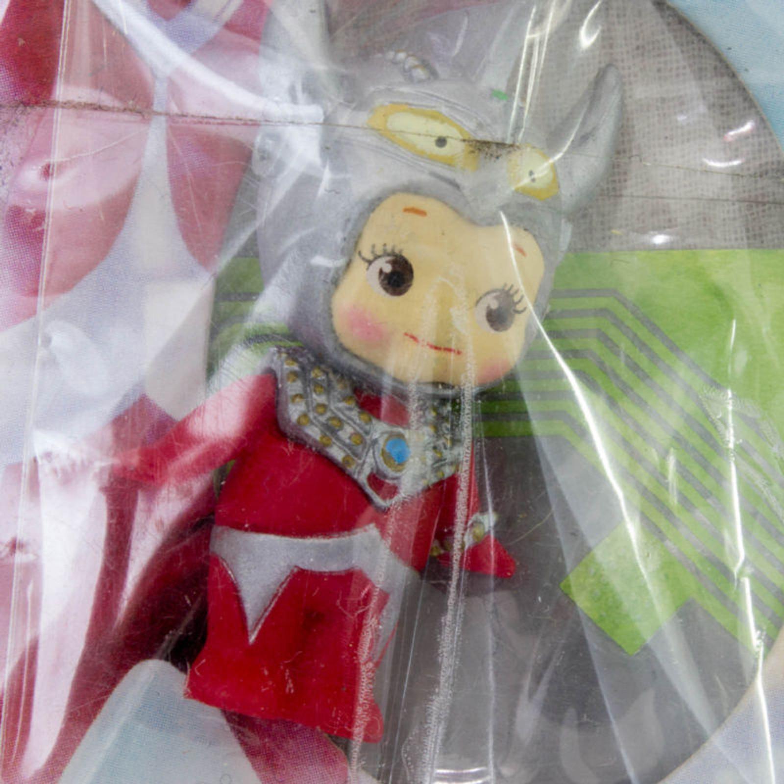 Ultraman Taro Rose O'neill Kewpie Kewsion Figure Strap JAPAN ANIME