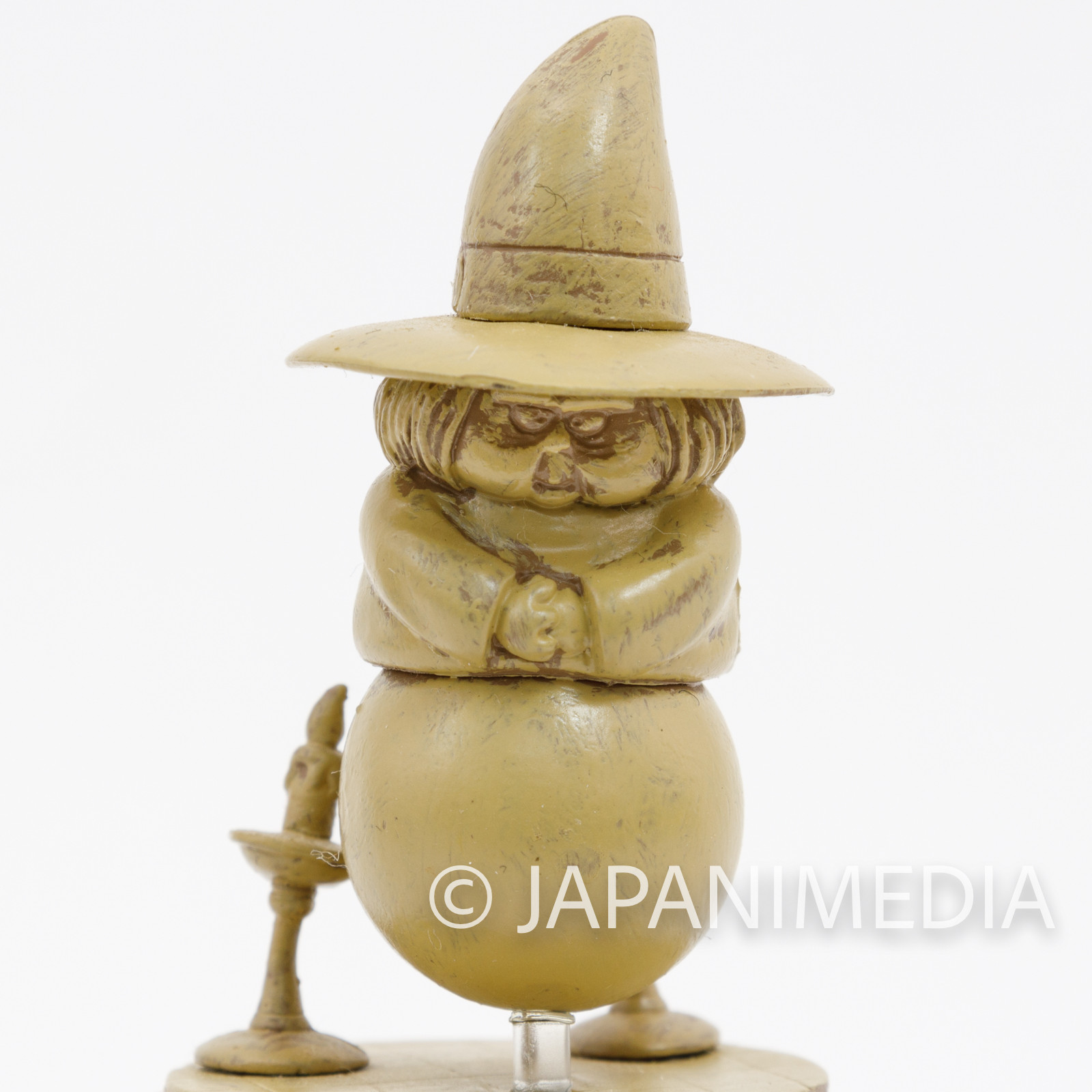 Dragon Ball Z Non-Colored Miniature Figure Uranai Baba
