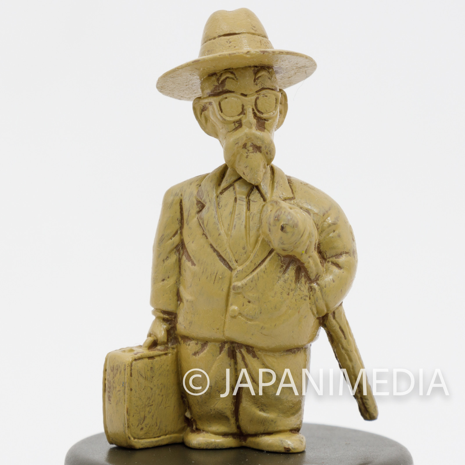 Dragon Ball Non-colored Miniature Figure Kame-Sennin Master Roshi