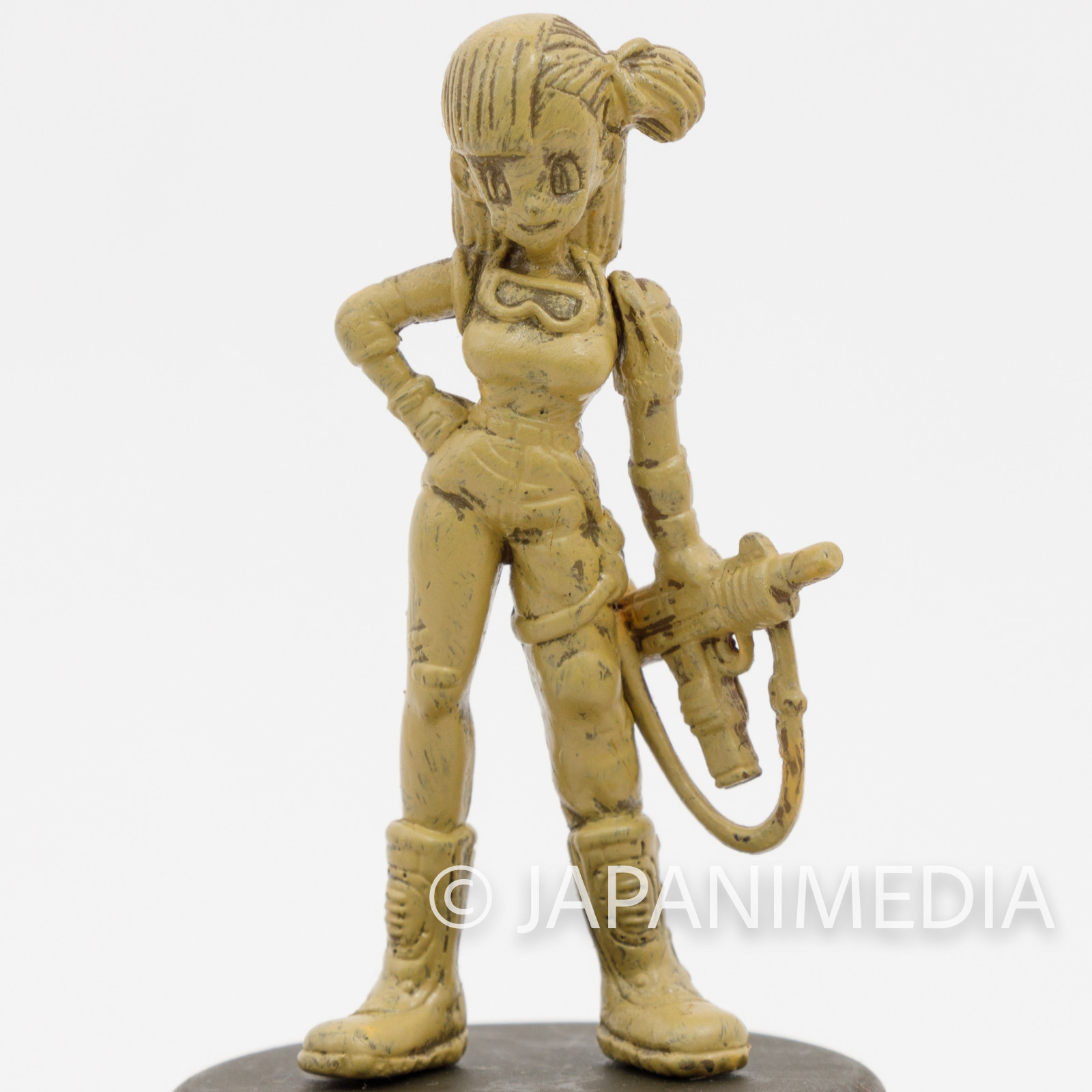 Dragon Ball Z Non-Colored Miniature Figure Armed Bulma