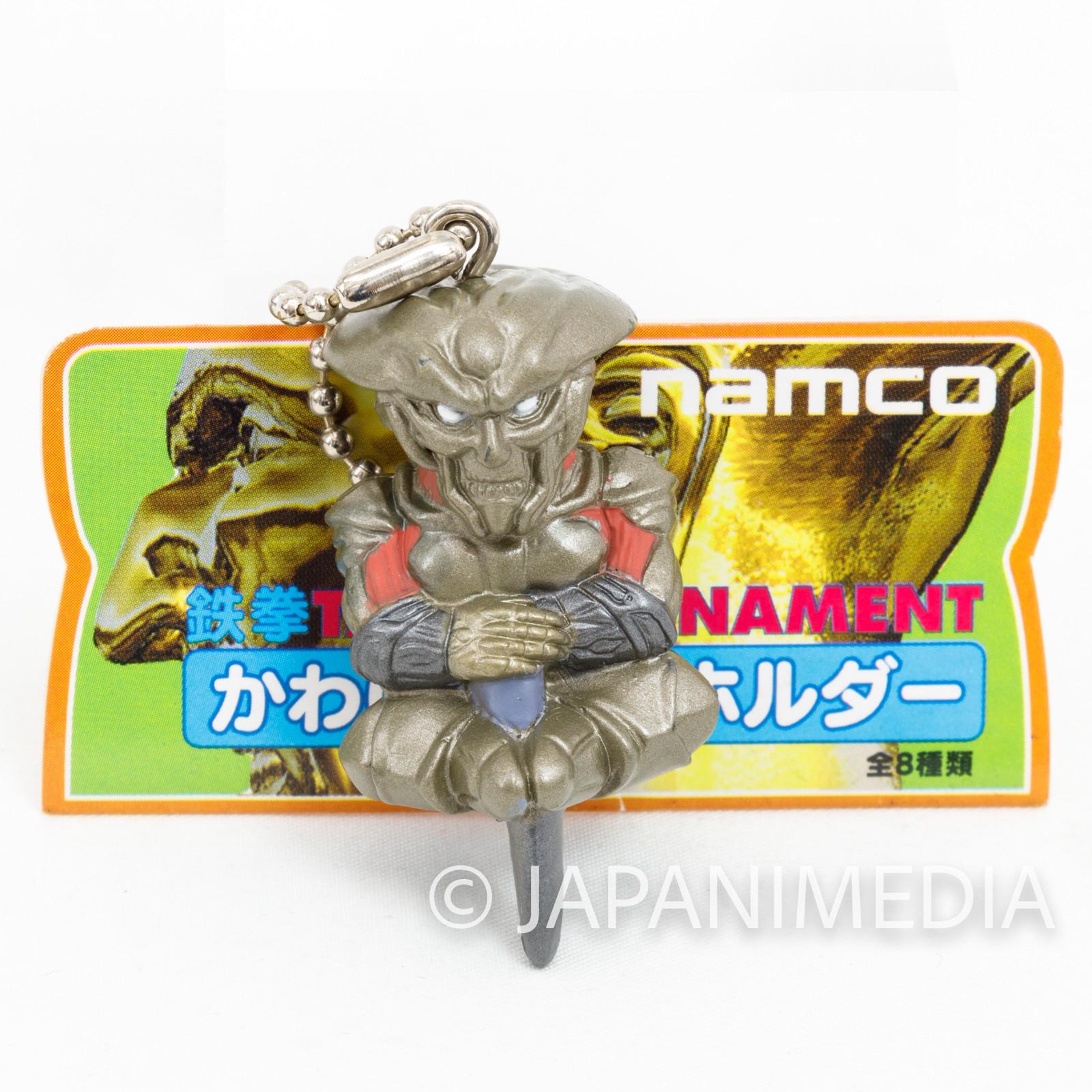 Tekken Yoshimitsu Figure Ballchain Namco JAPAN GAME 2