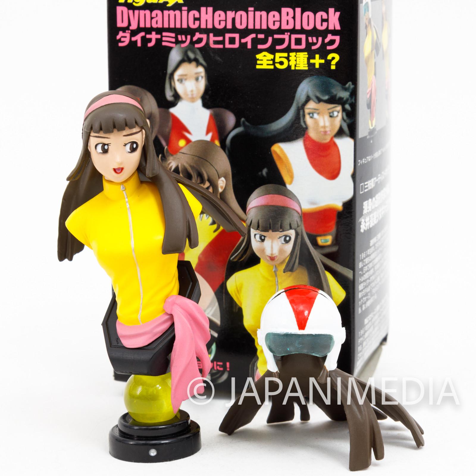 Mazinger Z Sayaka Yumi Miniature Bust Figure JAPAN NAGAI GO