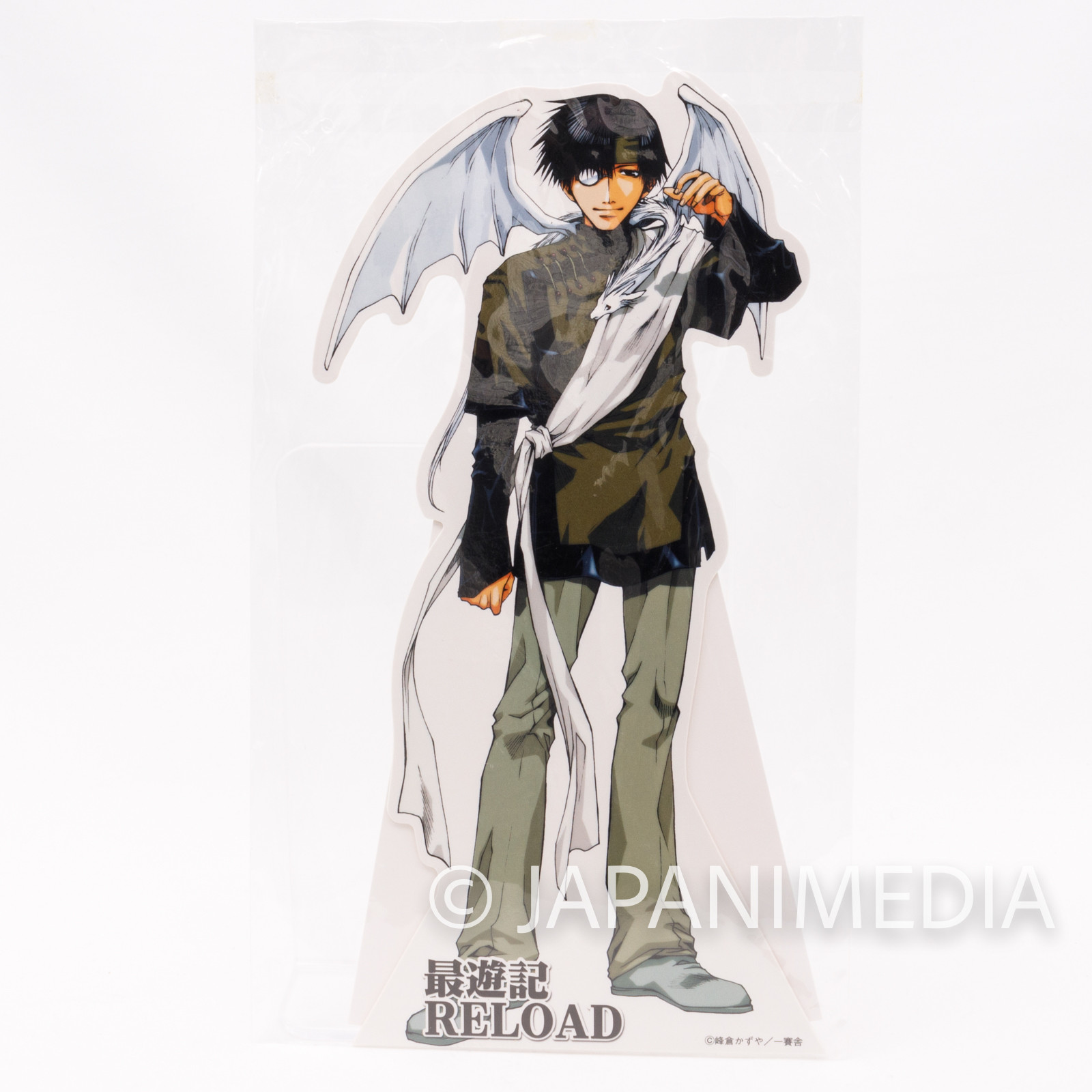 SAIYUKI Reload Cho Hakkai Standing POP Panel JAPAN ANIME MANGA