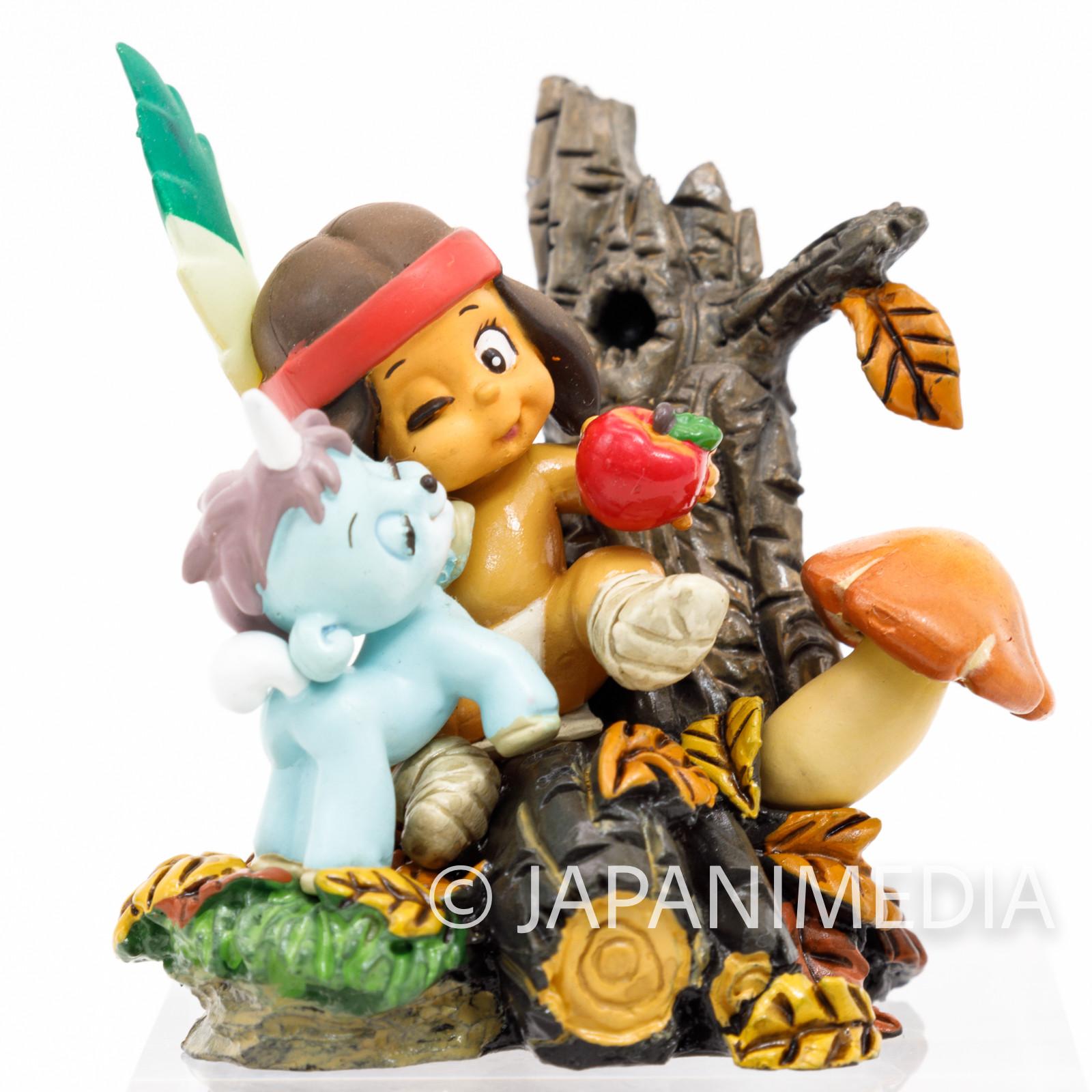 Unico Tezuka Osamu Mini Vignette Diorama Figure JAPAN ANIME MANGA