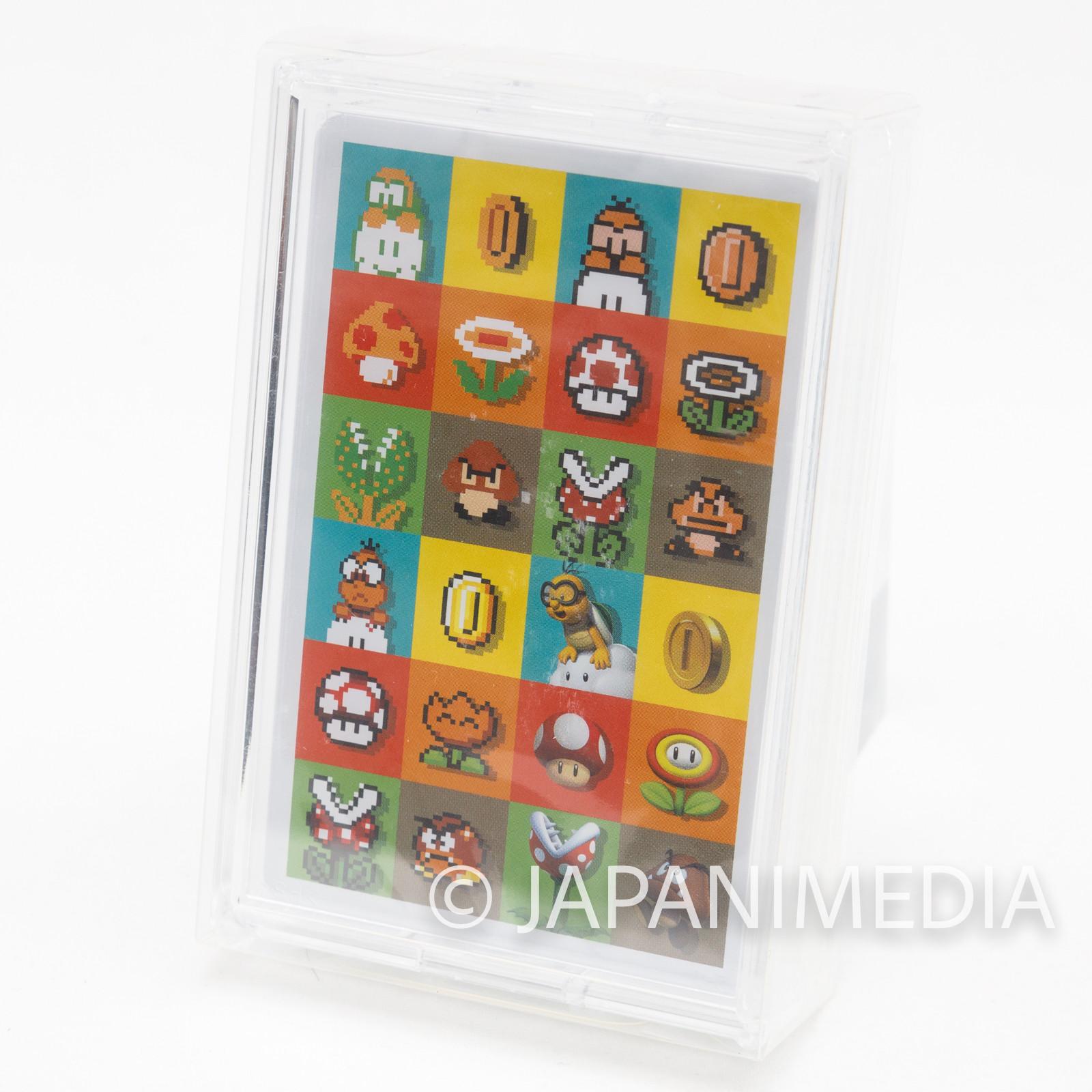 Super Mario Bros. Game Stage ver. Trump Playing Cards Nintendo JAPAN FAMICOM