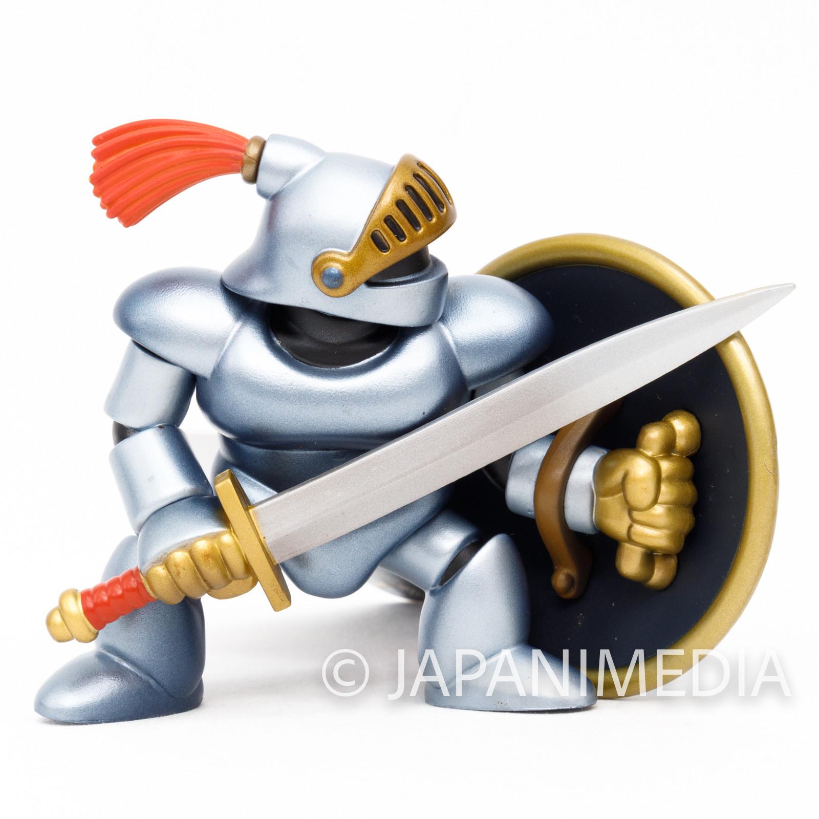 Dragon Quest Sofubi Monster Restless armour Figure Square Enix JAPAN WARRIOR