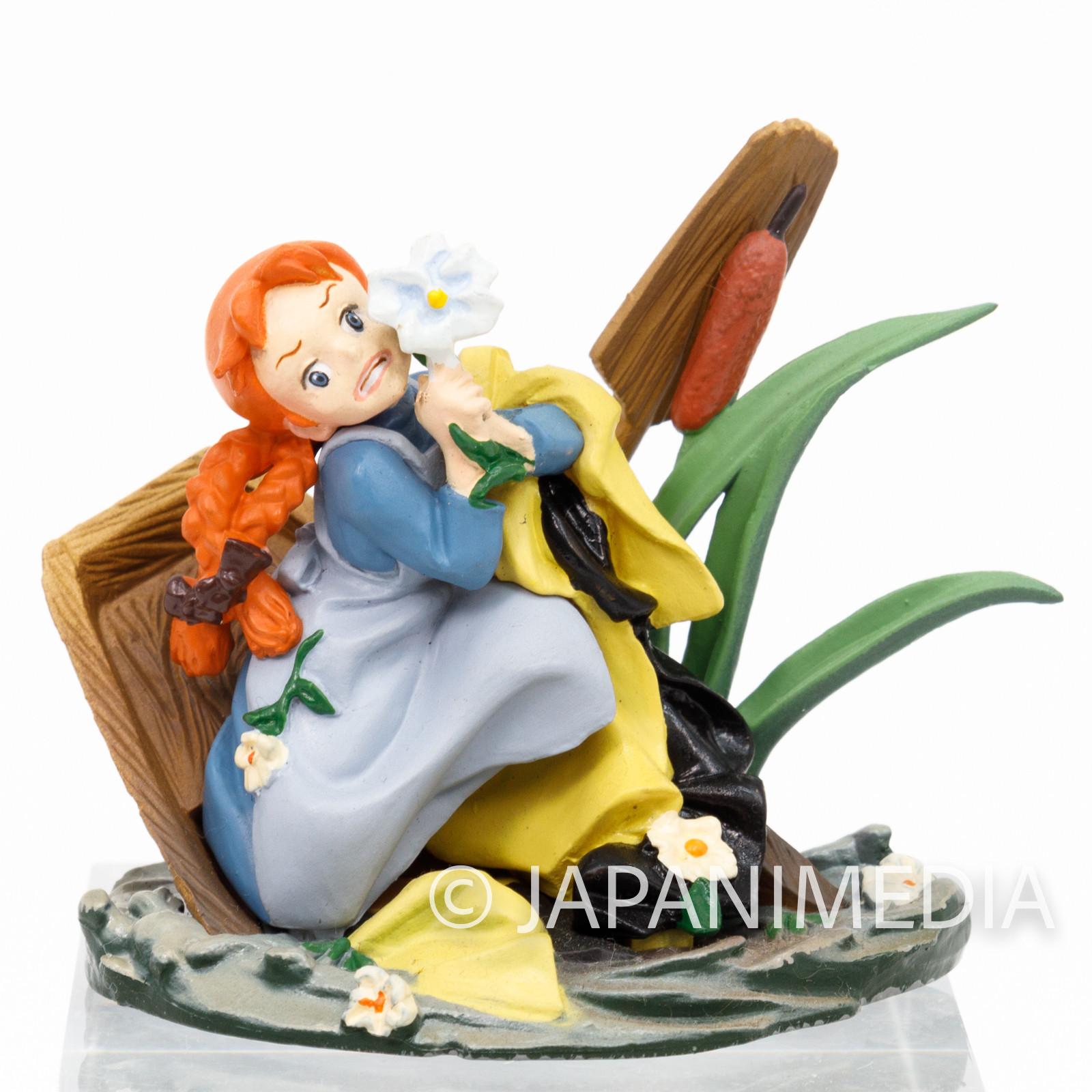 Anne of Green Gable Miniature Vignette Figure World Masterpiece Theater JAPAN