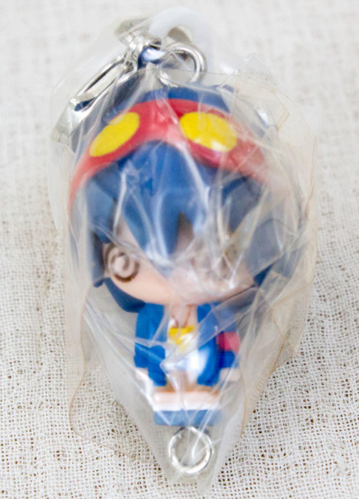 "Gurren Lagann Simon GuruGuru Ver. Fortune Club Petit Figure 1"" Aniplex JAPAN"