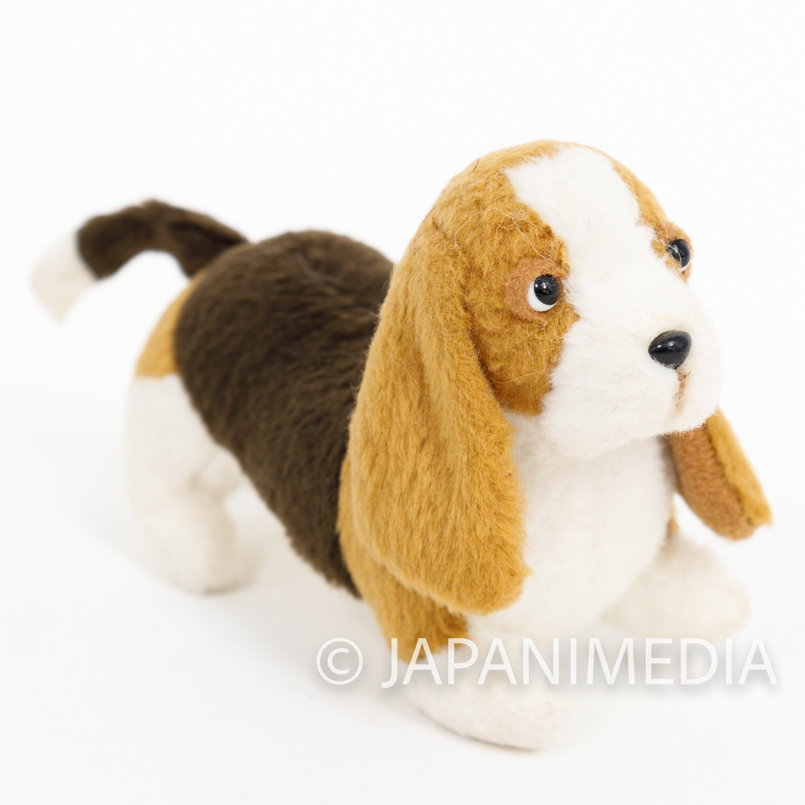 RARE!! Innocence GABRIEL Batou's Dog Small Plush Doll Ghost in the Shell