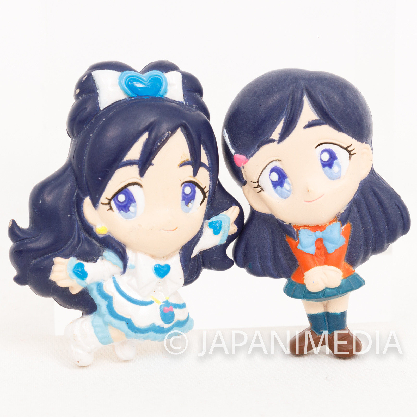 Futari wa Pretty Cure Max Heart Cure Mini Magnet Set Cure White Yukishiro Honoka