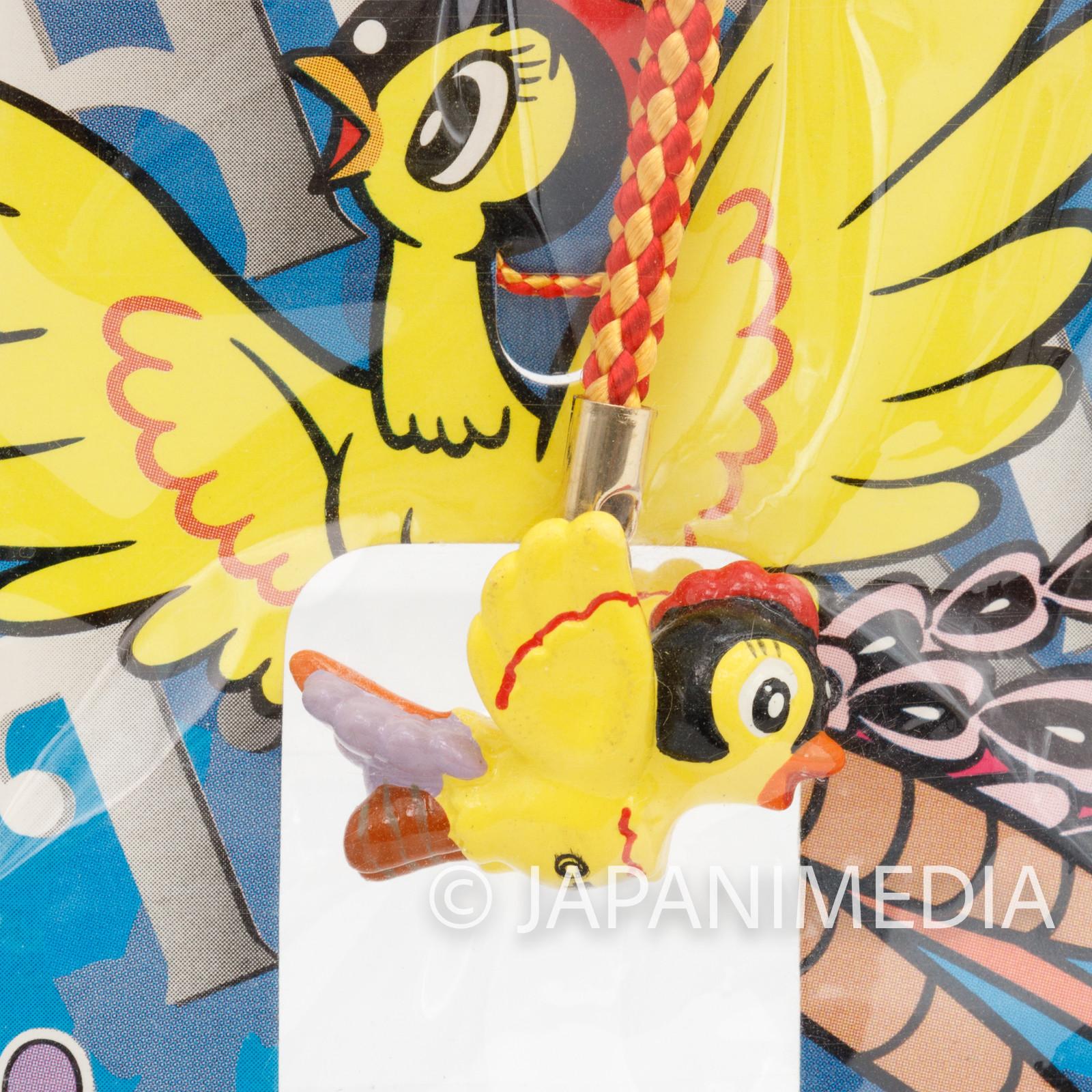 Phoenix Hinotori Mini Mascot Figure Strap Osamu Tezuka JAPAN ANIME