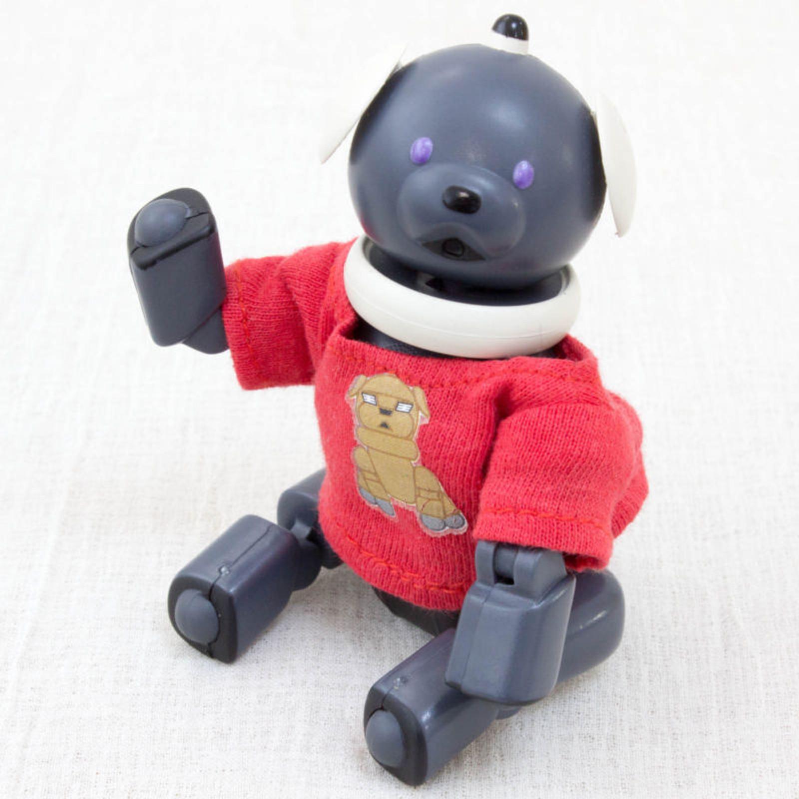 RARE! AIBO Macaron T-shirt Entertainment Robot 1/4 Scale Figure Medicom JAPAN