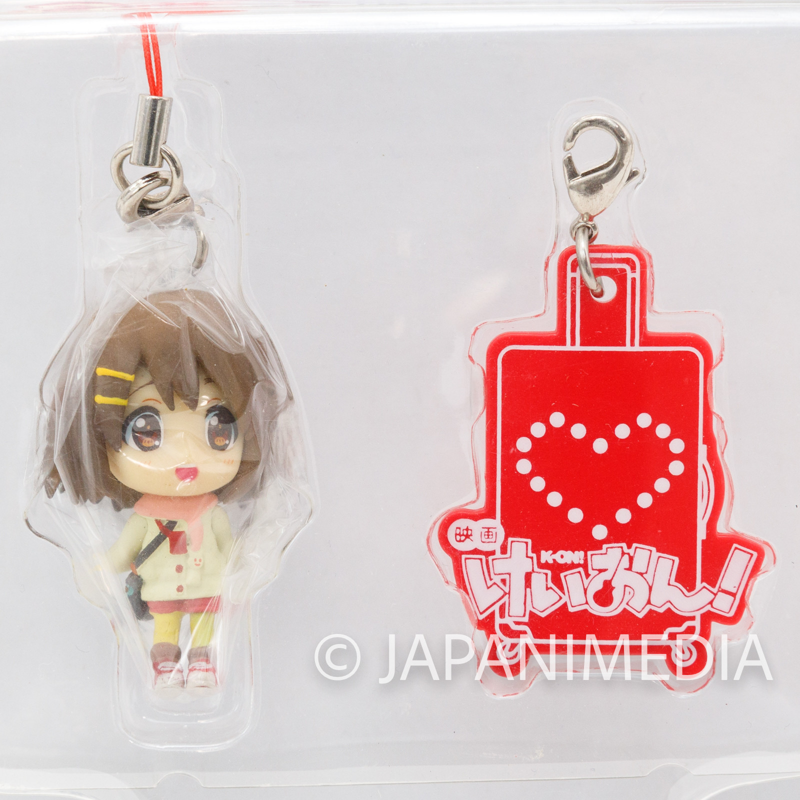 K-ON! Yui Hirasawa Figure Strap Banpresto JAPAN KYOTO ANIMATION
