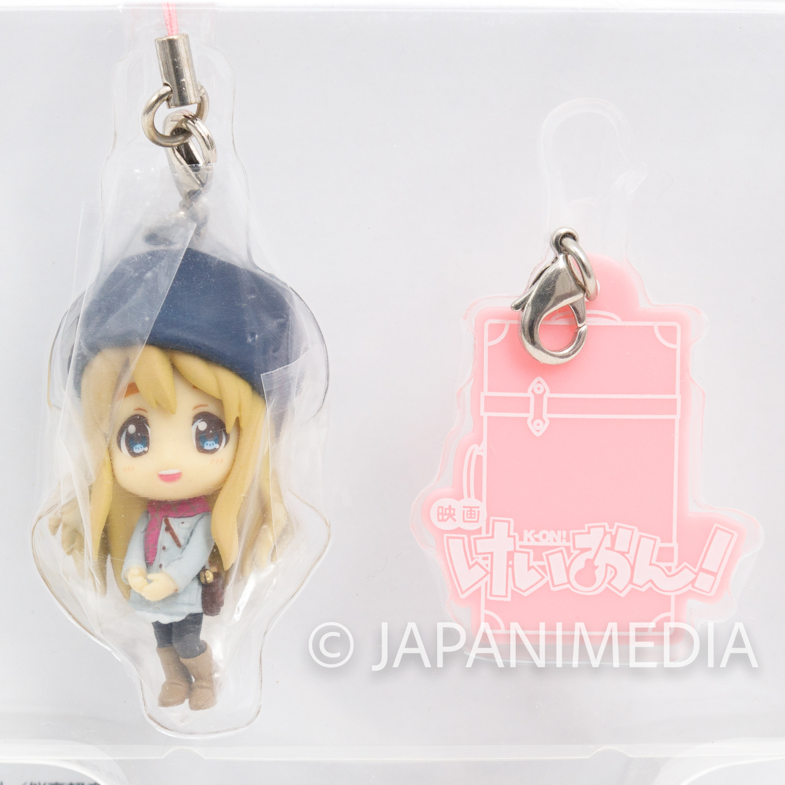K-ON! Tsumugi Kotobuki Figure Strap Banpresto JAPAN KYOTO ANIMATION