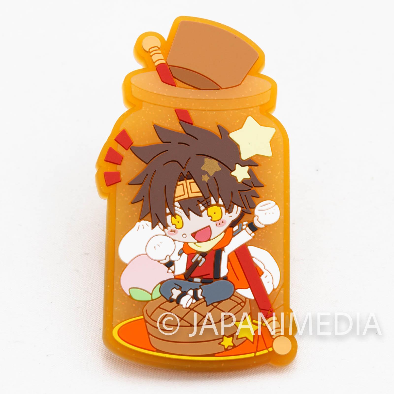 SAIYUKI Son Goku Rubber Clip Charatoria Saiyuki Reload Blast vol.1 JAPAN ANIME