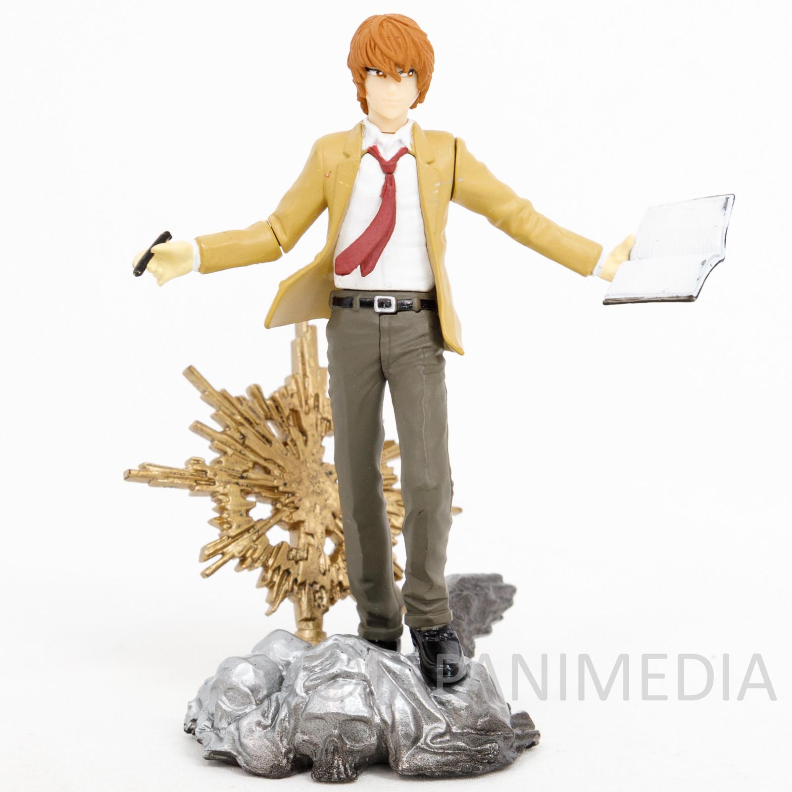 Death Note Light Yagami Small Diorama Figure JAPAN ANIME MANGA