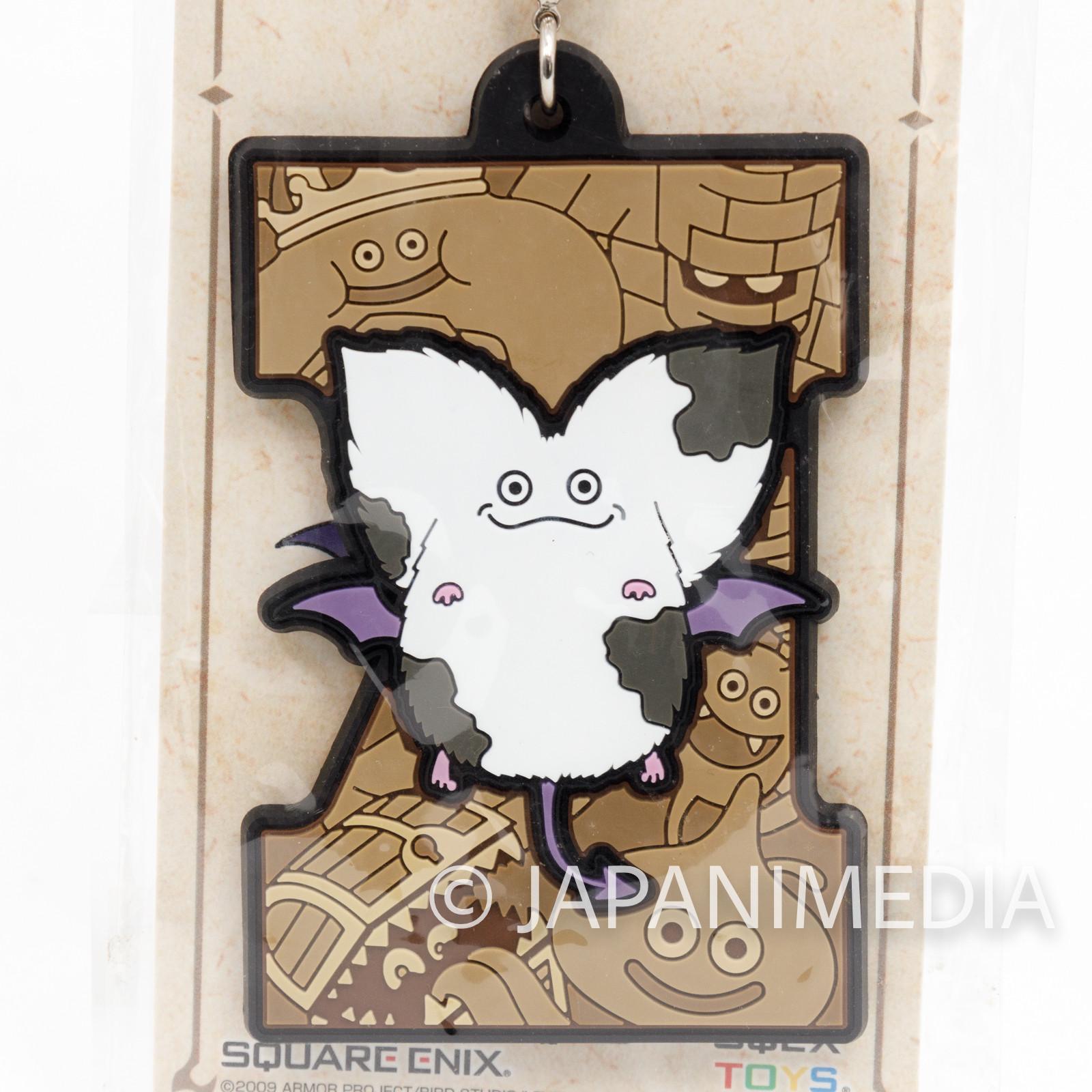 Dragon Quest 9 Monster Teeny Sanguini Rubber Mascot Strap Square Enix WARRIOR