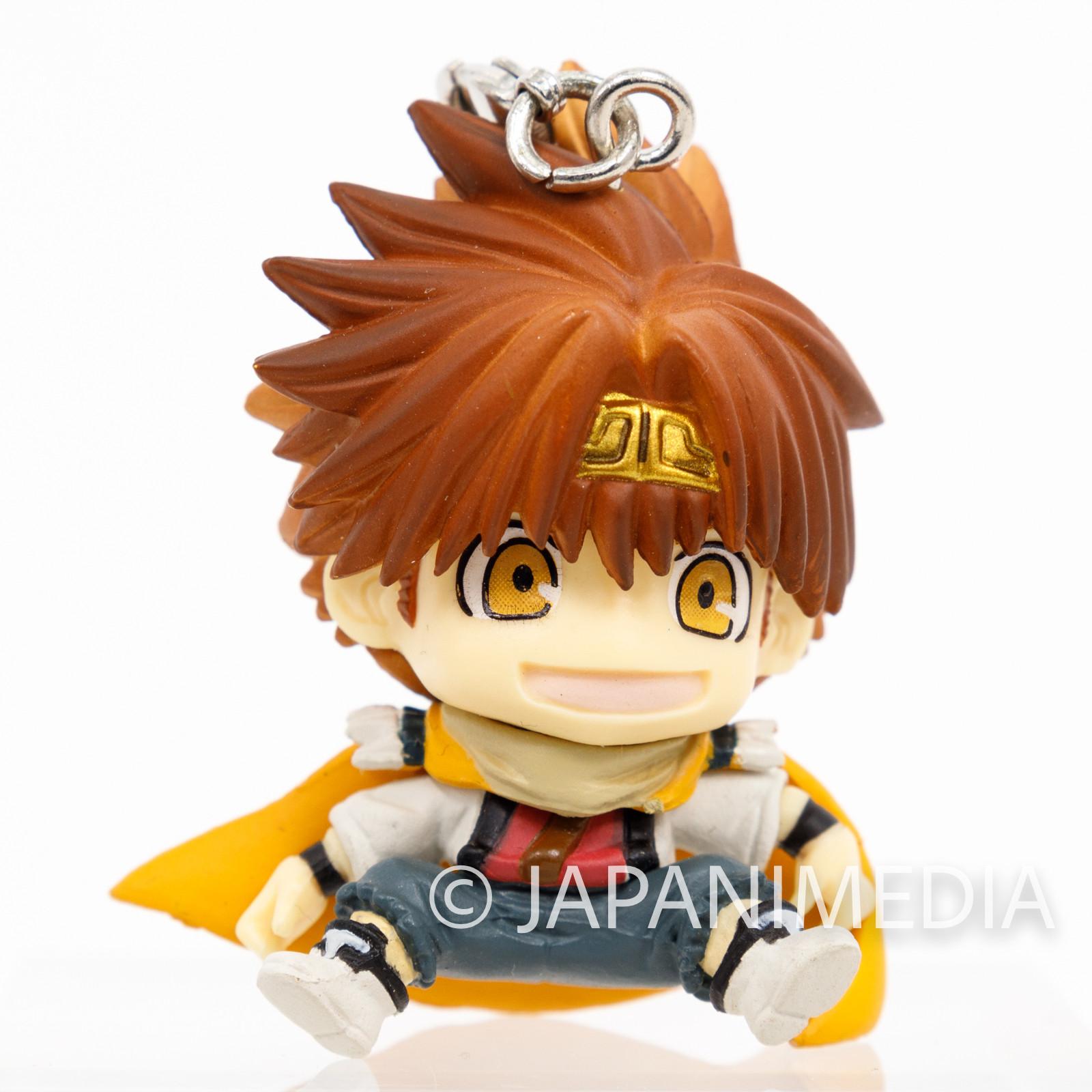 SAIYUKI Son Goku KaraCole Mascot Figure Movic Kazuya Minekura JAPAN