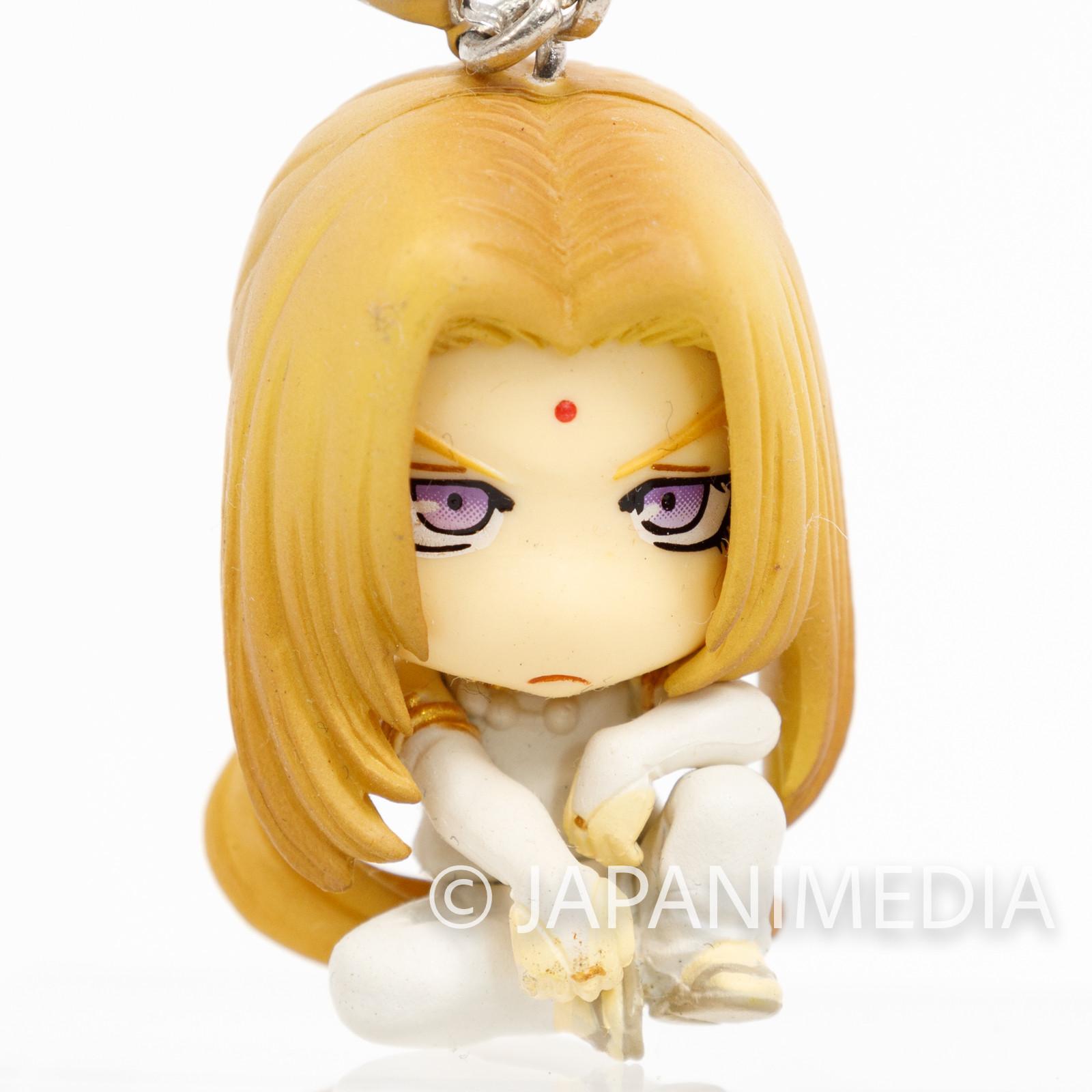 SAIYUKI Konzen Douji KaraCole Mascot Figure Movic Kazuya Minekura JAPAN