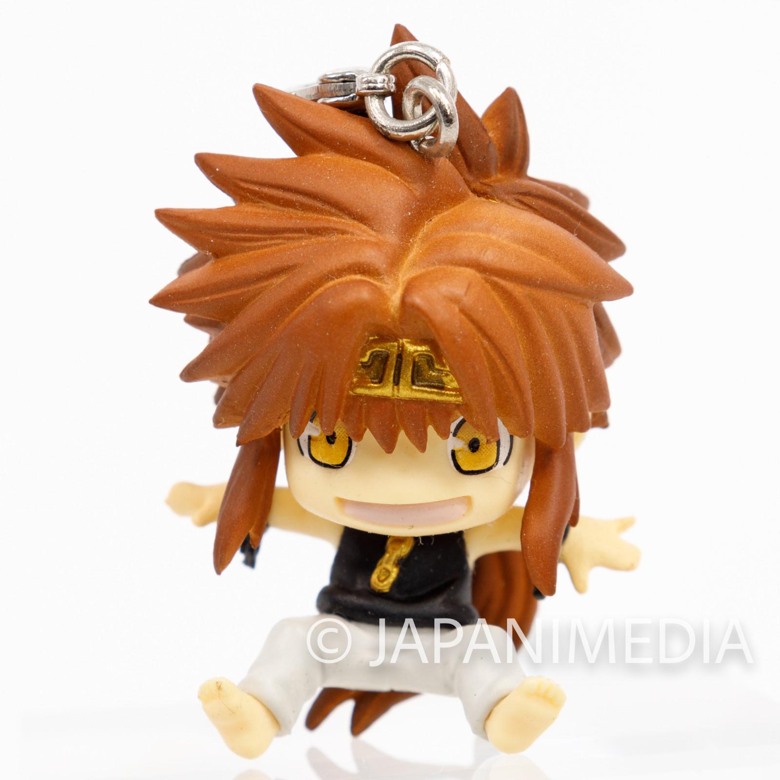 SAIYUKI Son Goku Gaiden ver. KaraCole Mascot Figure Movic Kazuya Minekura JAPAN