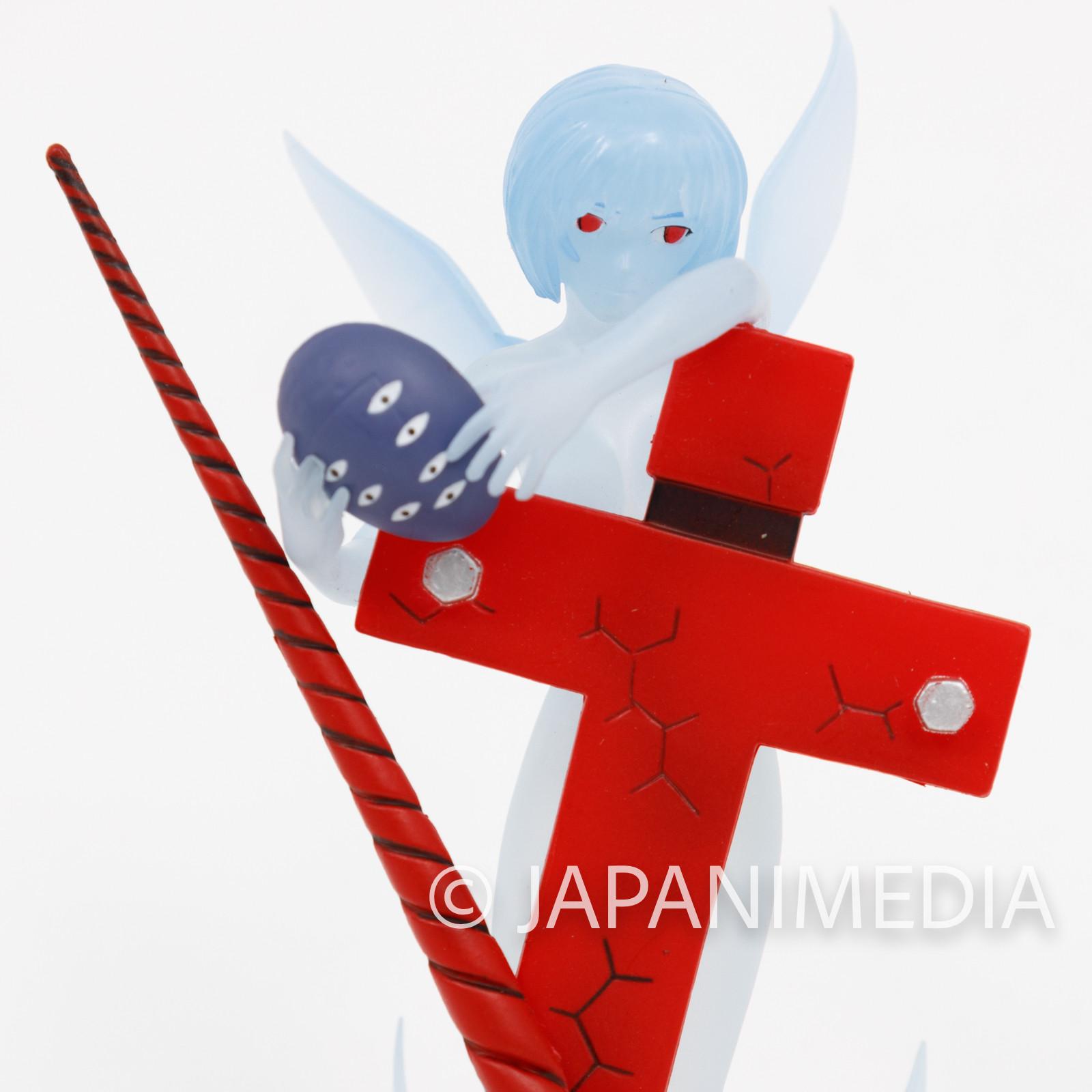"RARE! Evangelion Rei Ayanami LILITH Door of Guf 4.5"" Figure SEGA JAPAN"