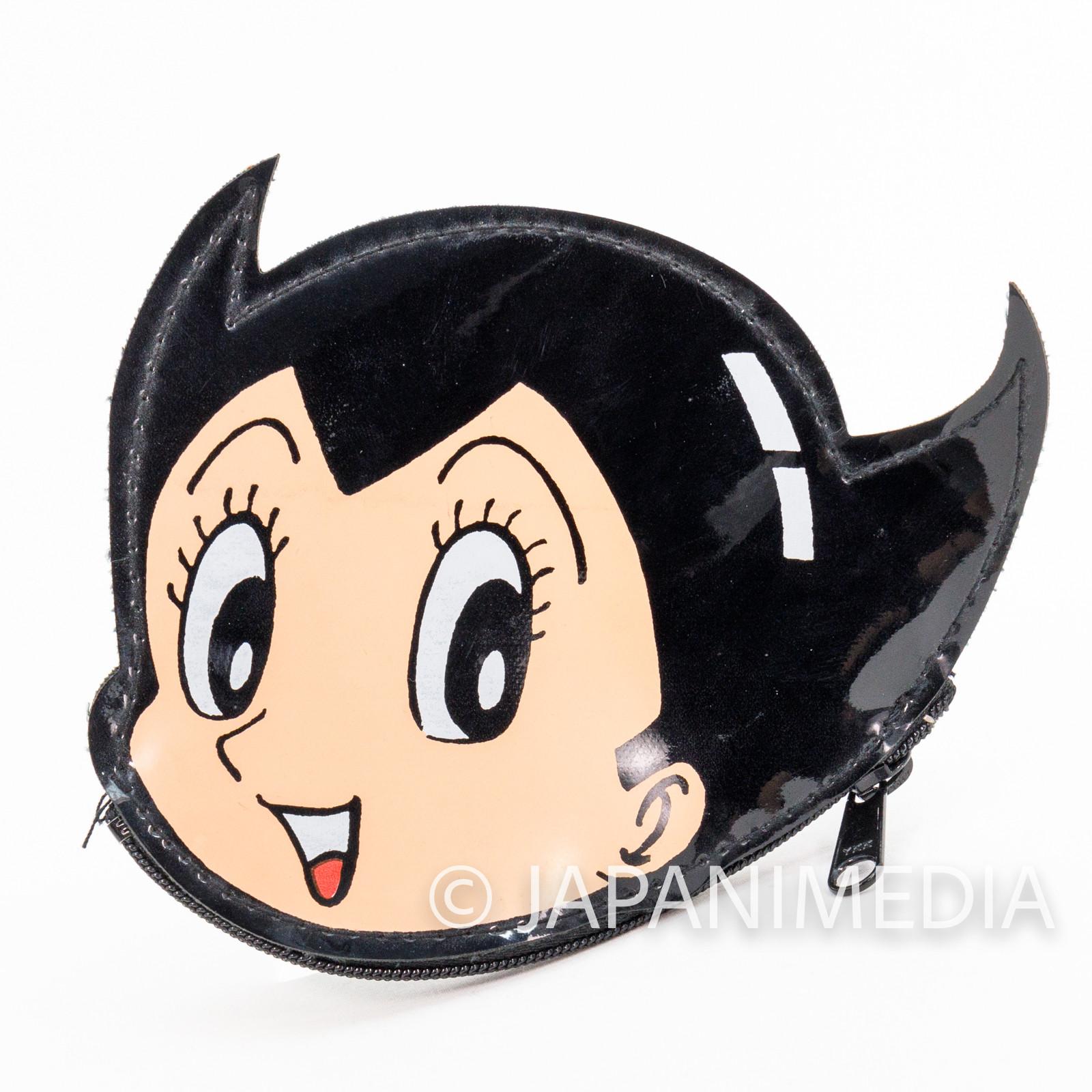 Retro Mighty Atom Astro Boy URAN Coin Purse Tezuka Osamu JAPAN ANIME
