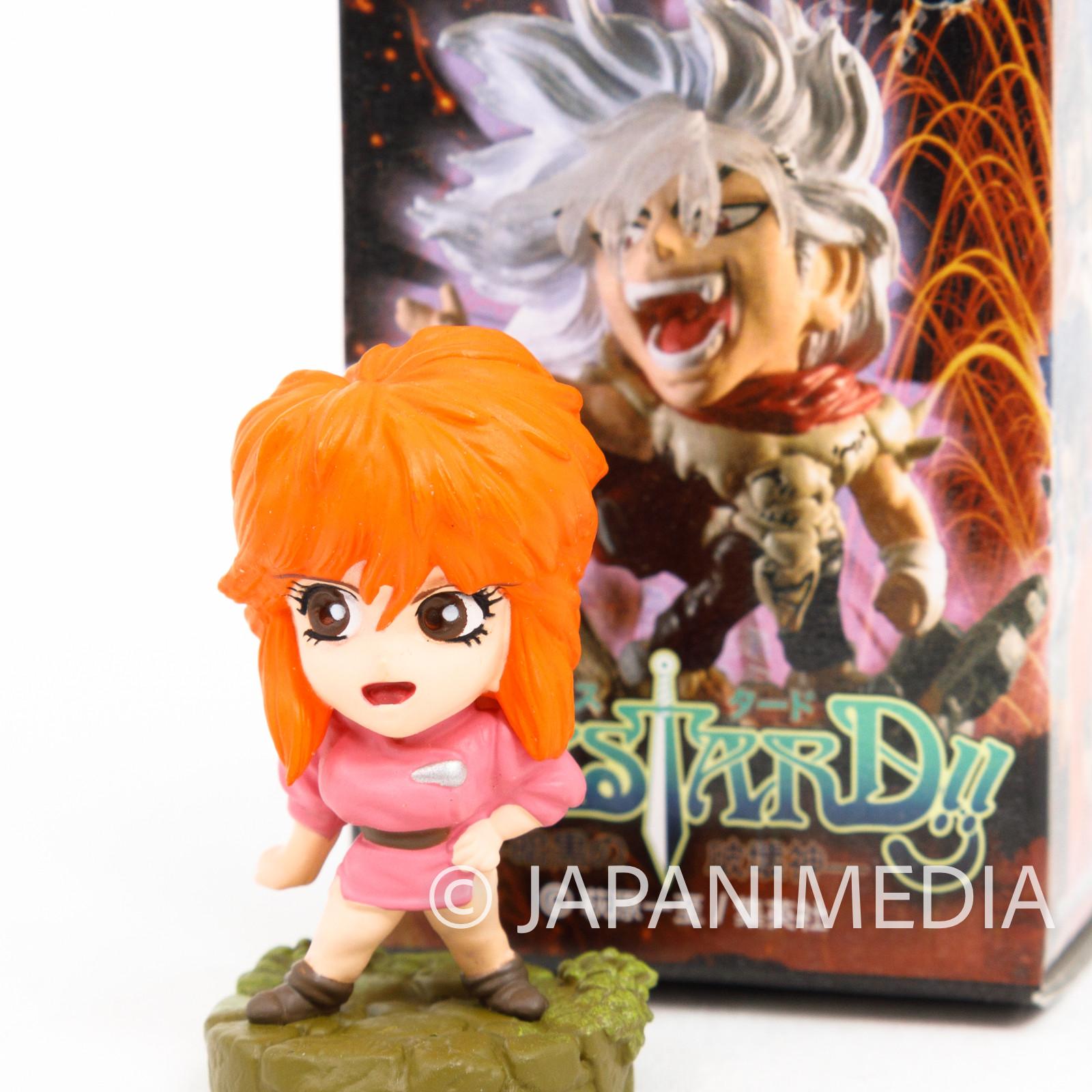 Bastard !! Tia Noto Yoko Small Figure JAPAN ANIME MANGA