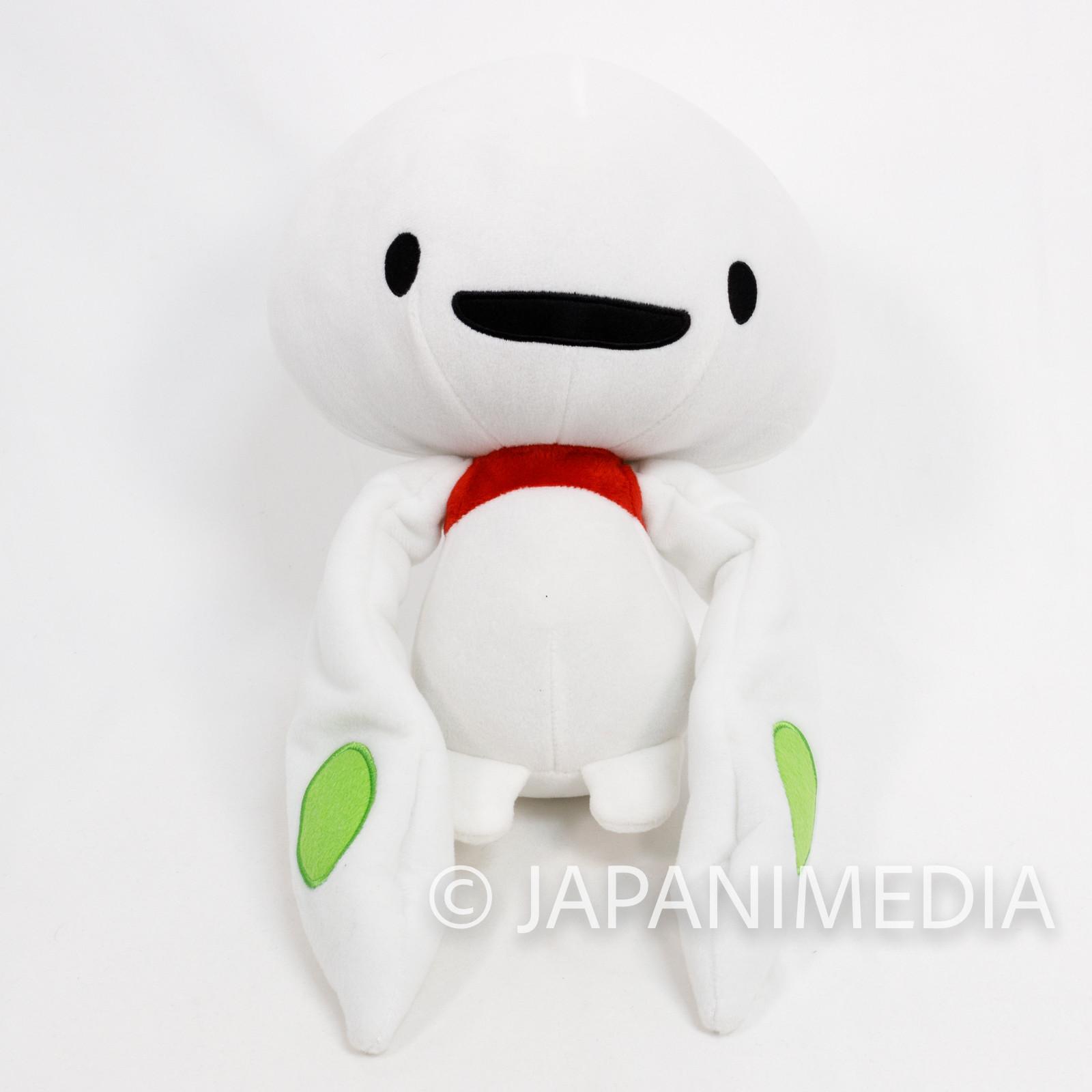 RARE! Eureka Seven Psalms of Planets Nirvash Big Plush Doll JAPAN ANIME