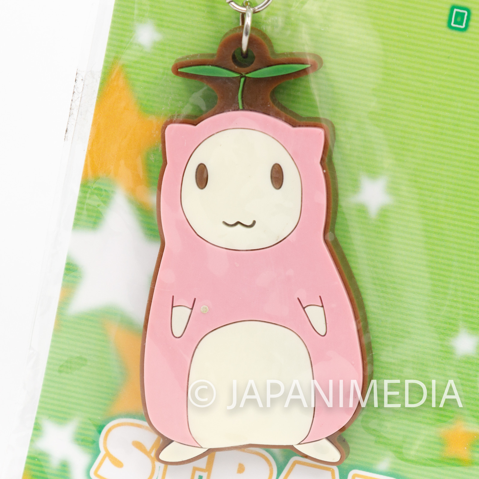 Waiting In The Summer Ano Natsu de Matteru RINON Mascot Rubber Strap JAPAN