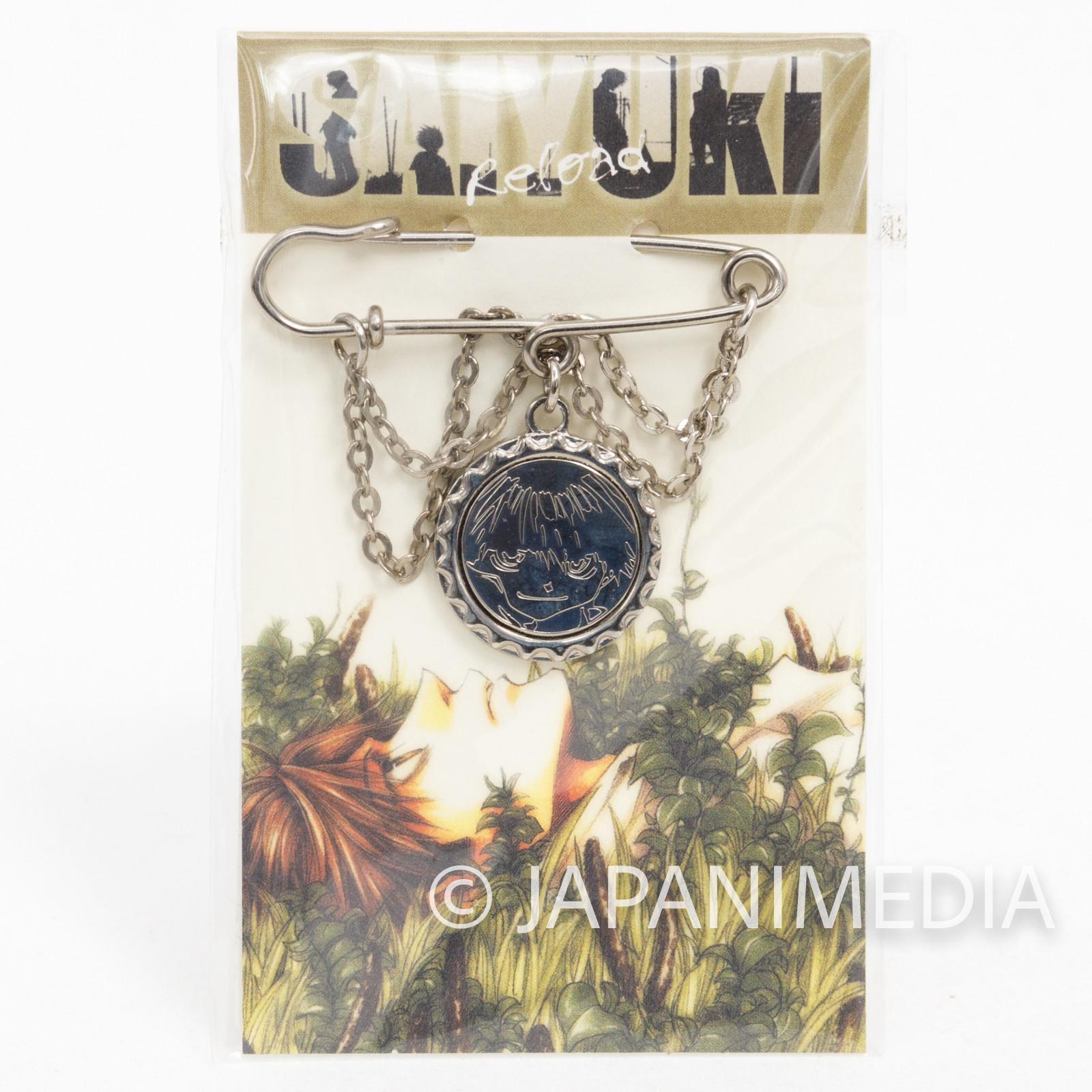 SAIYUKI Reload Son Goku Metal Pin Accessory JAPAN ANIME MANGA 2