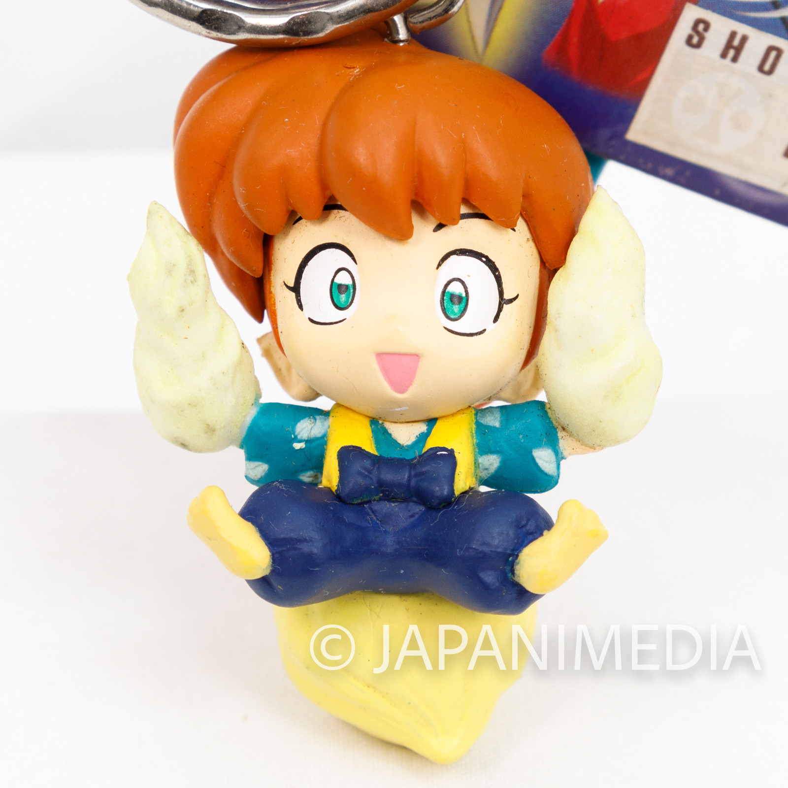 InuYasha Shippou Figure Key Chain JAPAN ANIME MANGA RUMIKO