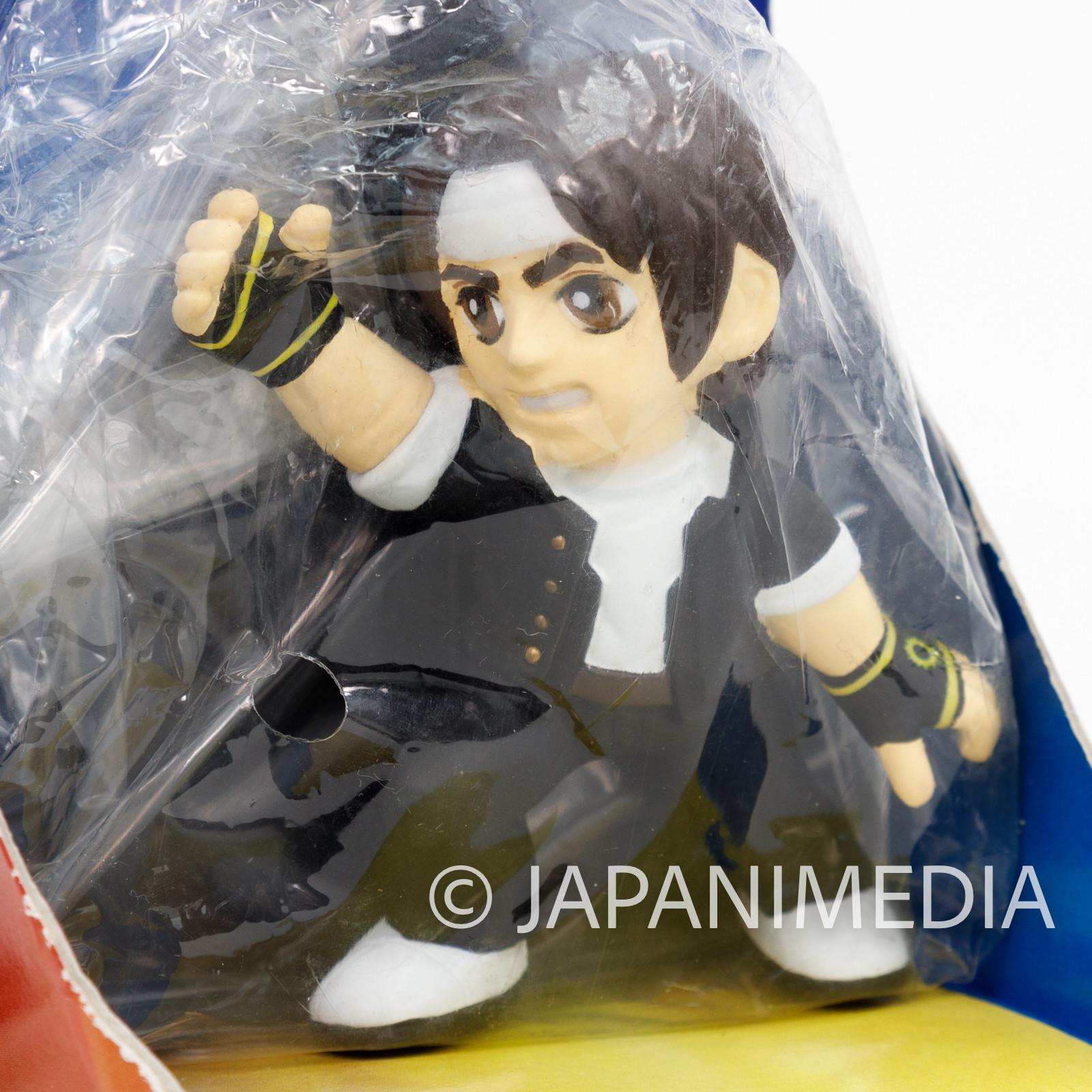 The King of Fighters Kyo Kusanagi Pocket Figure Capcom vs SNK Banpresto JAPAN GAME
